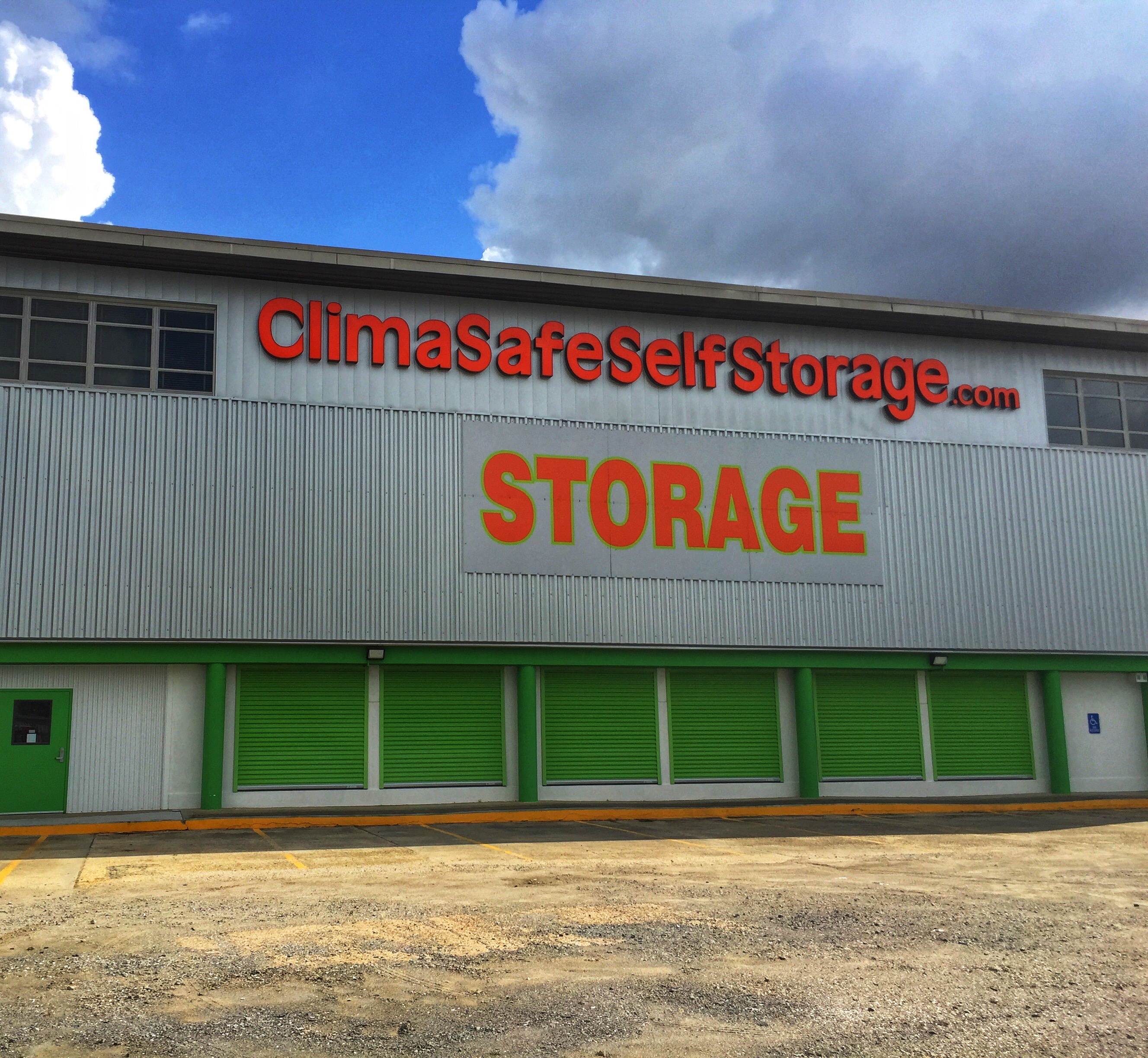 Temp Self Storage in New Orleans, LA