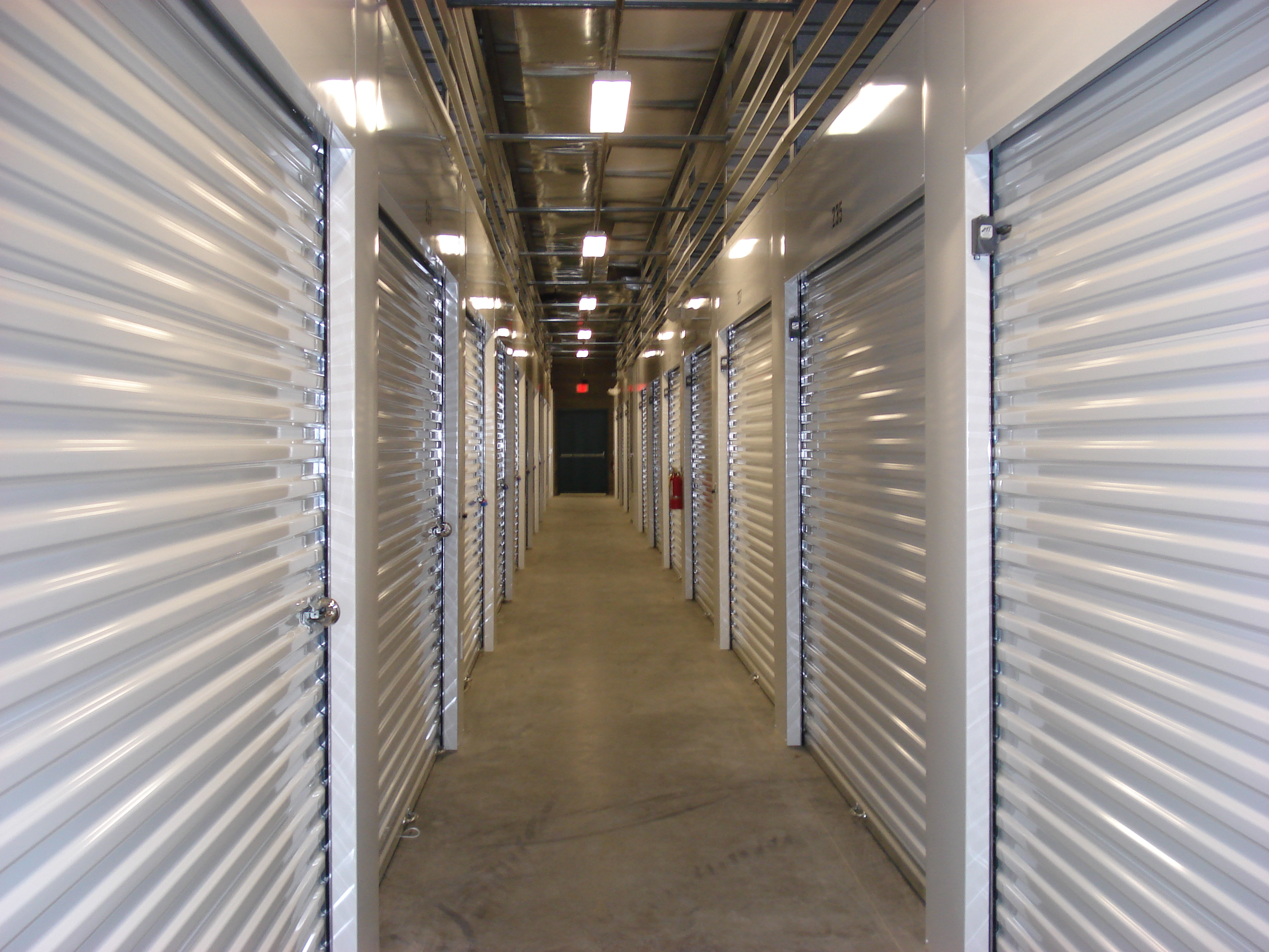 Climate Controlled Self Storage