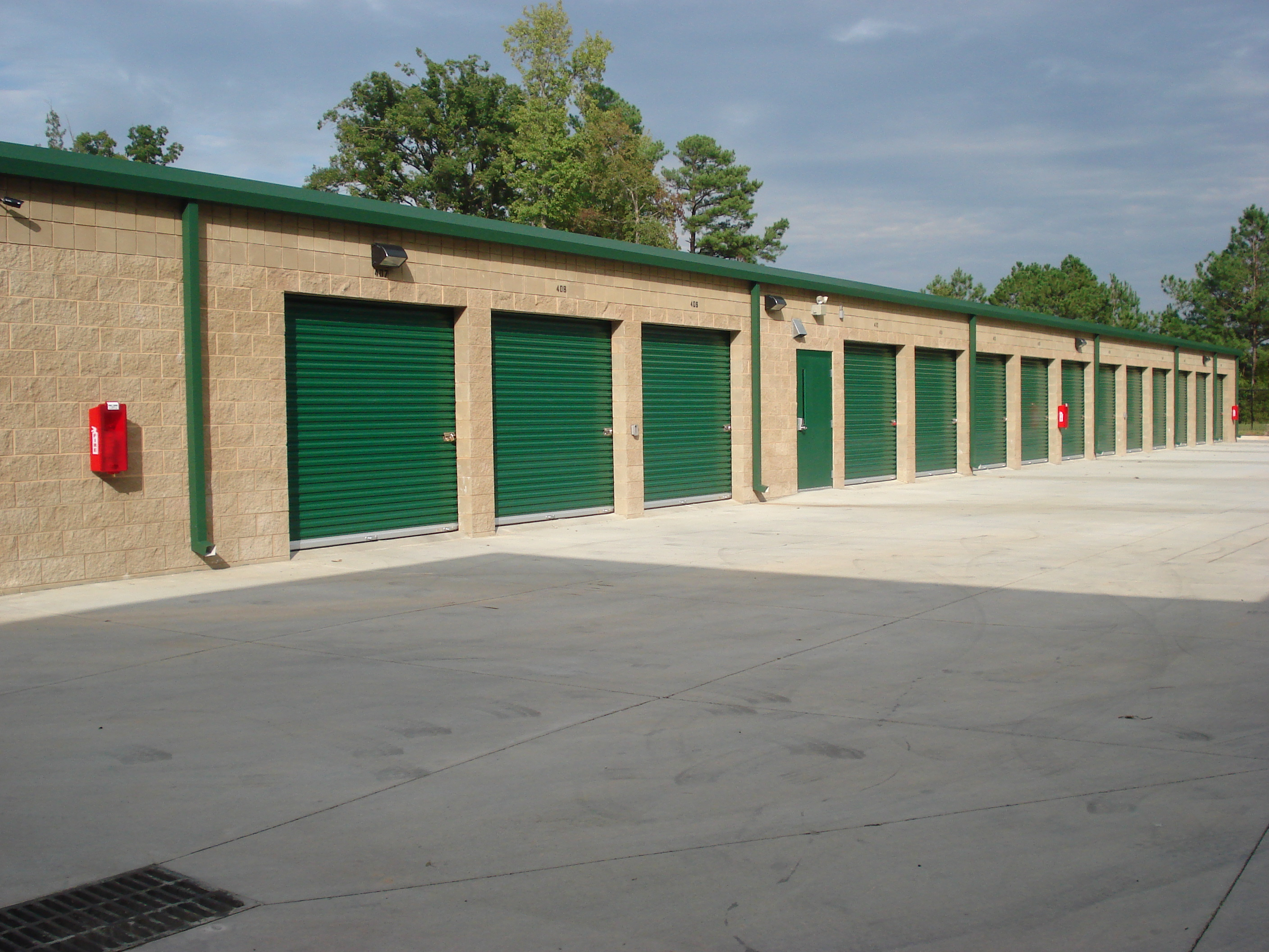 Drive Up Self Storage