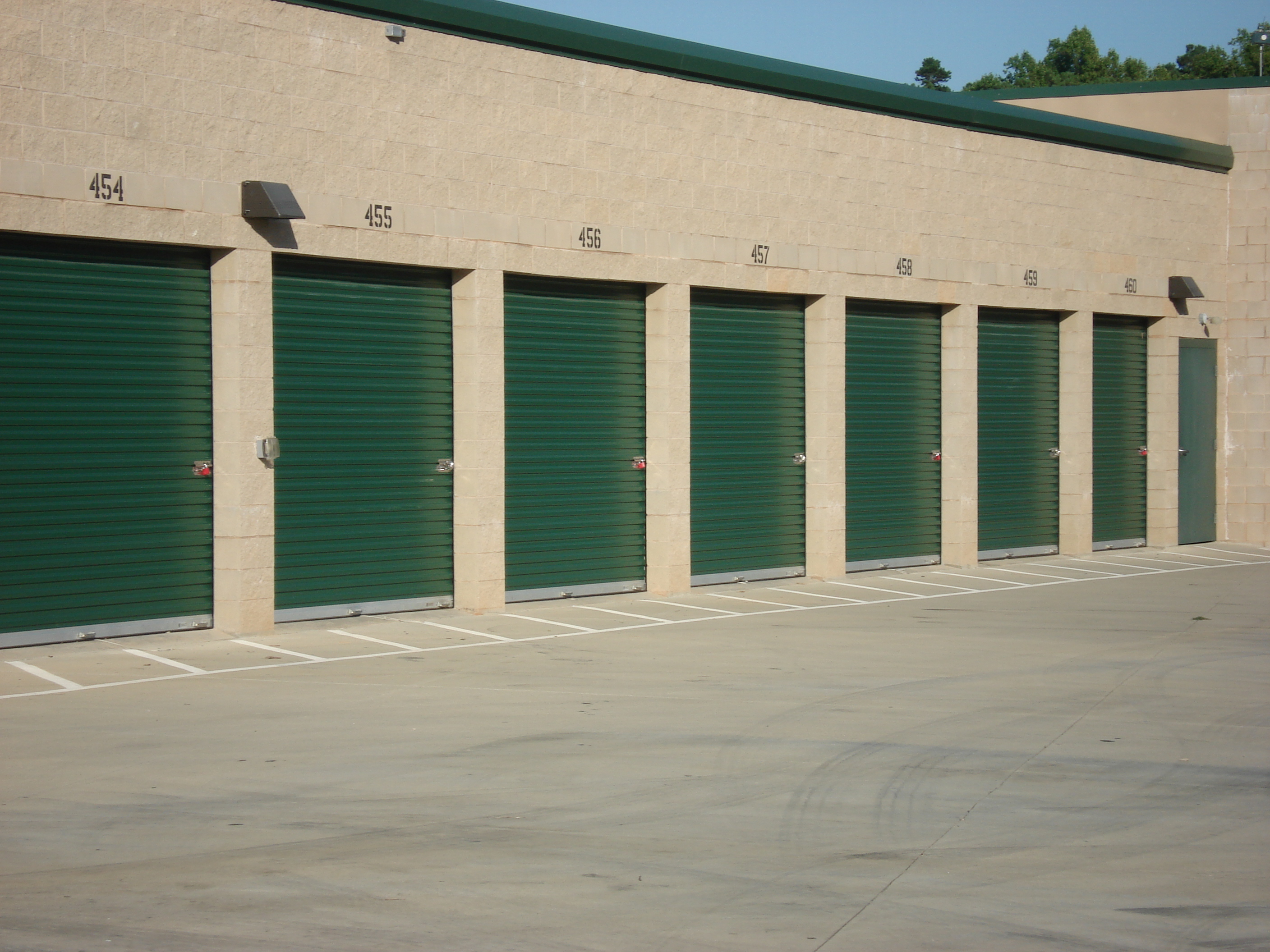 Drive Up Storage in Wake Forest