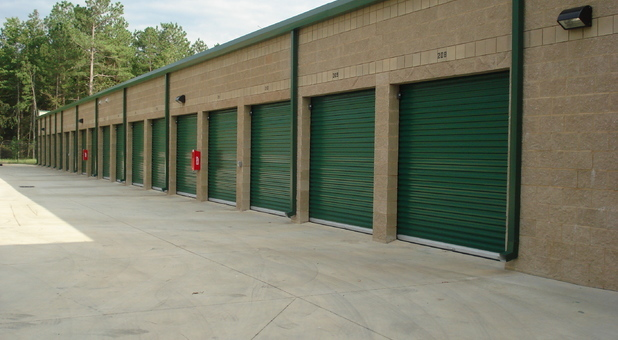 Self Storage on Durant Road in Raleigh, North Carolina