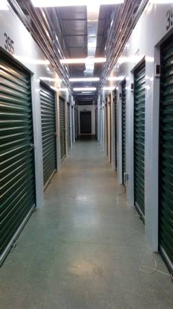 Climate Controlled Storage in Wake Forest