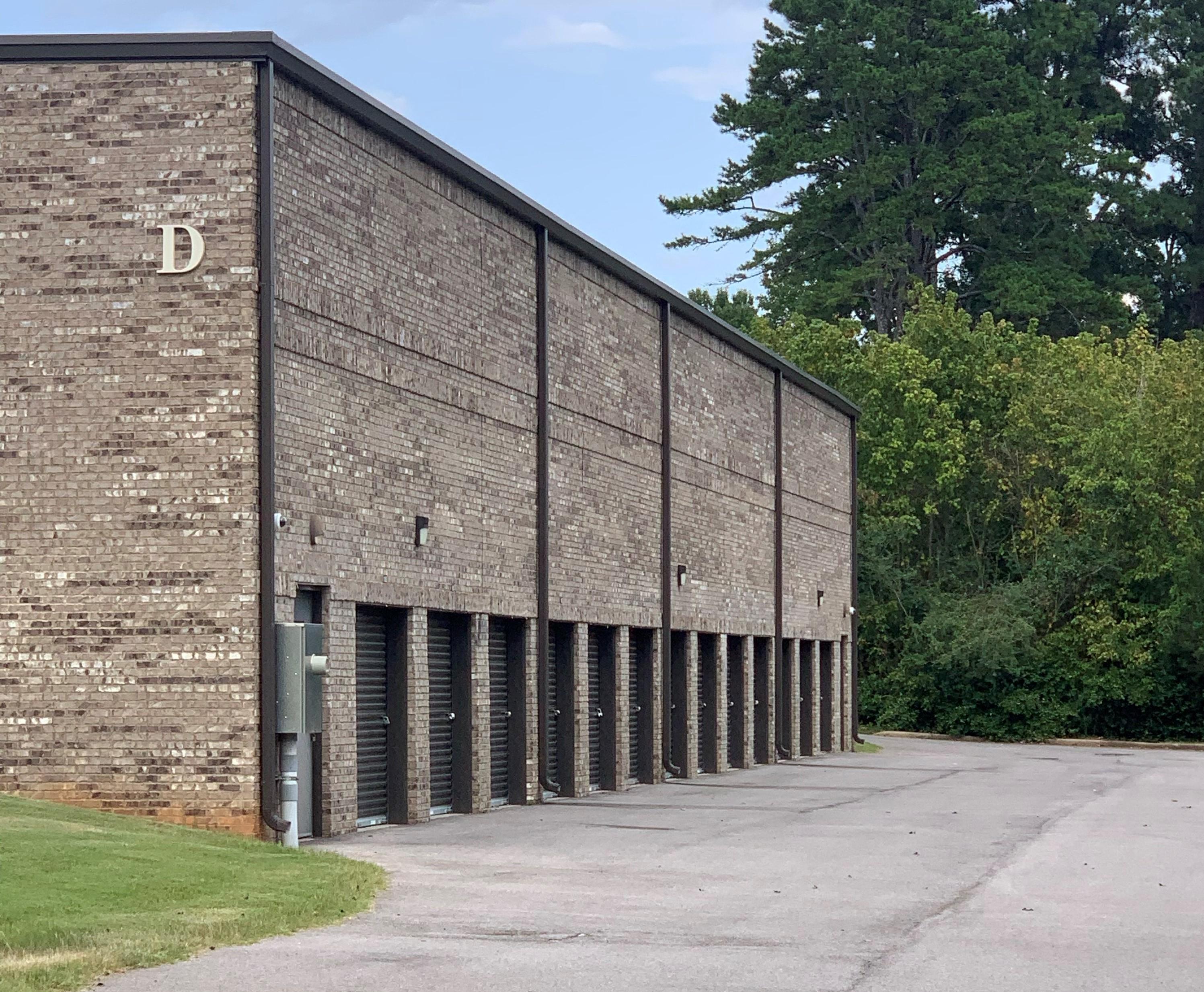 Storage Units in Trussville