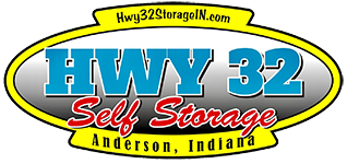 Highway 32 self storage logo