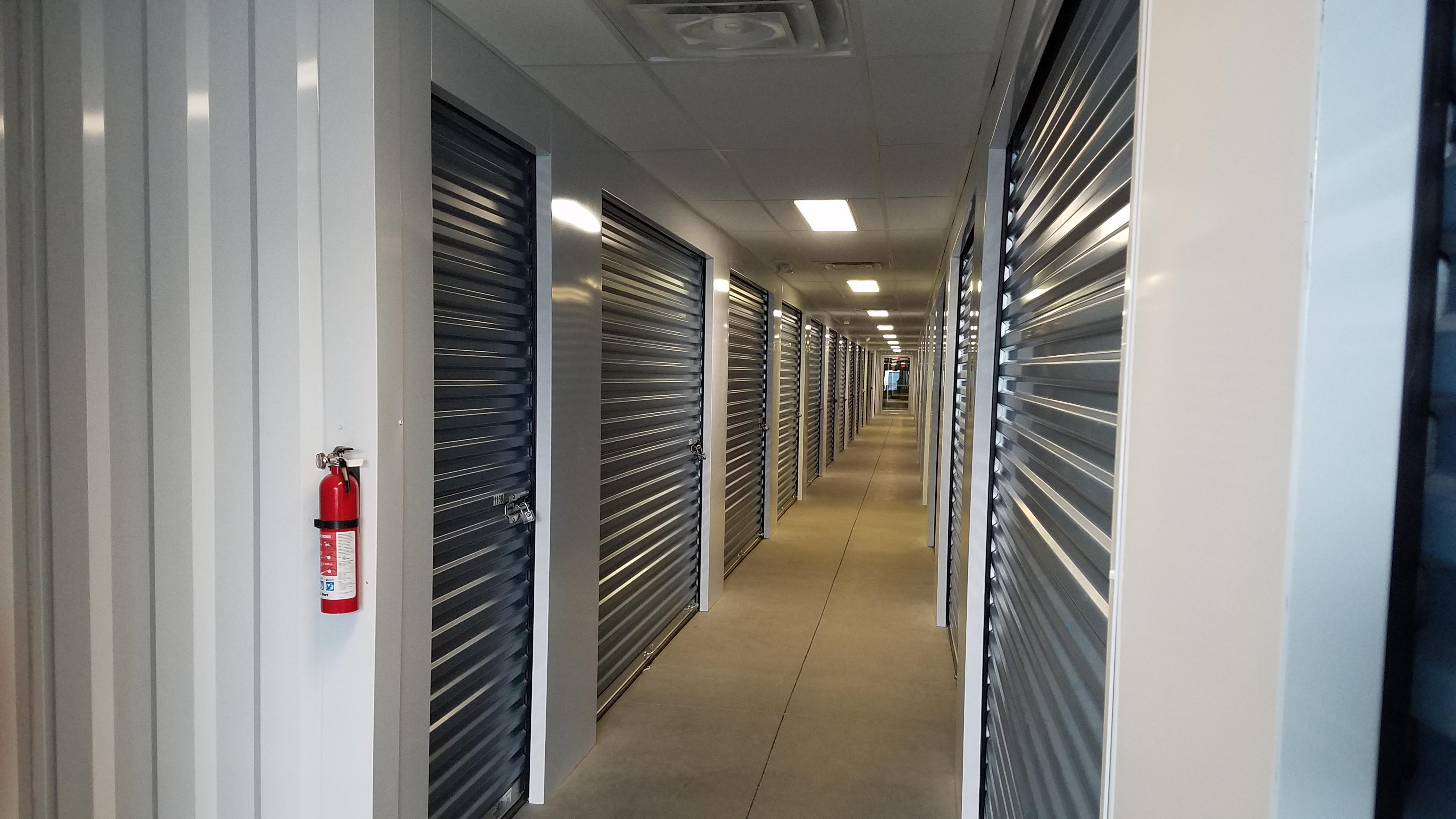 Interior storage climate control temperature control
