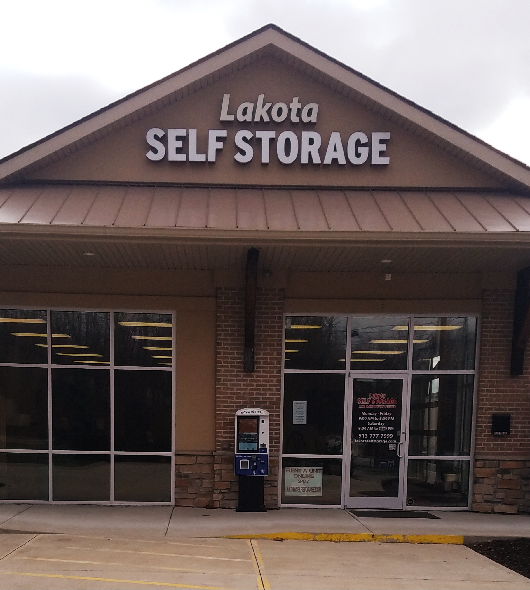 self storage butler county ohio