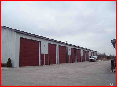 Ludington Railside Self Storage
