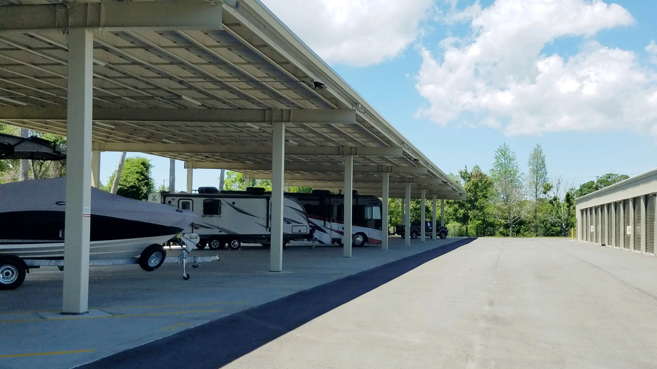 Covered Parking Units in Largo, FL