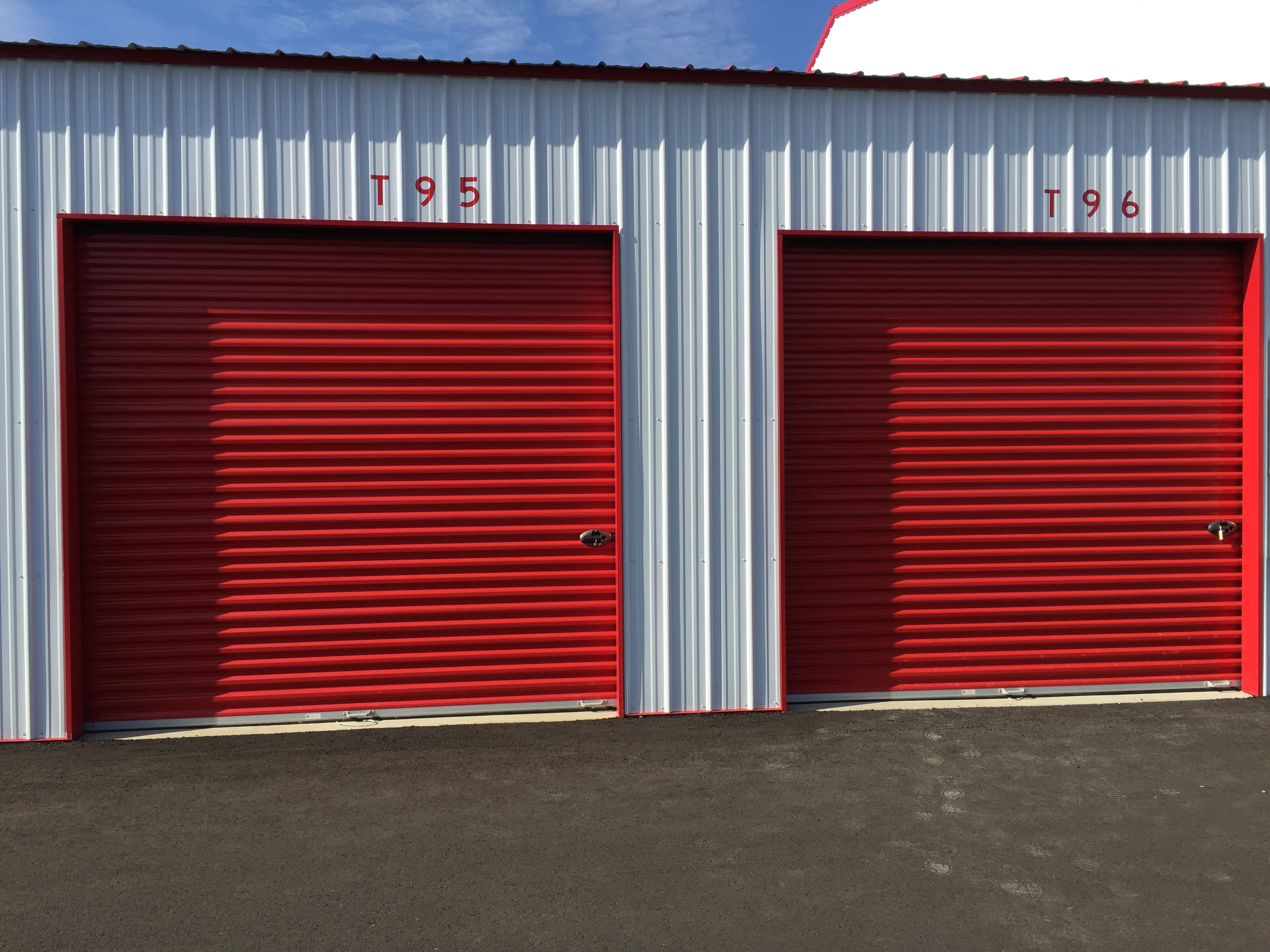 Storage Garages