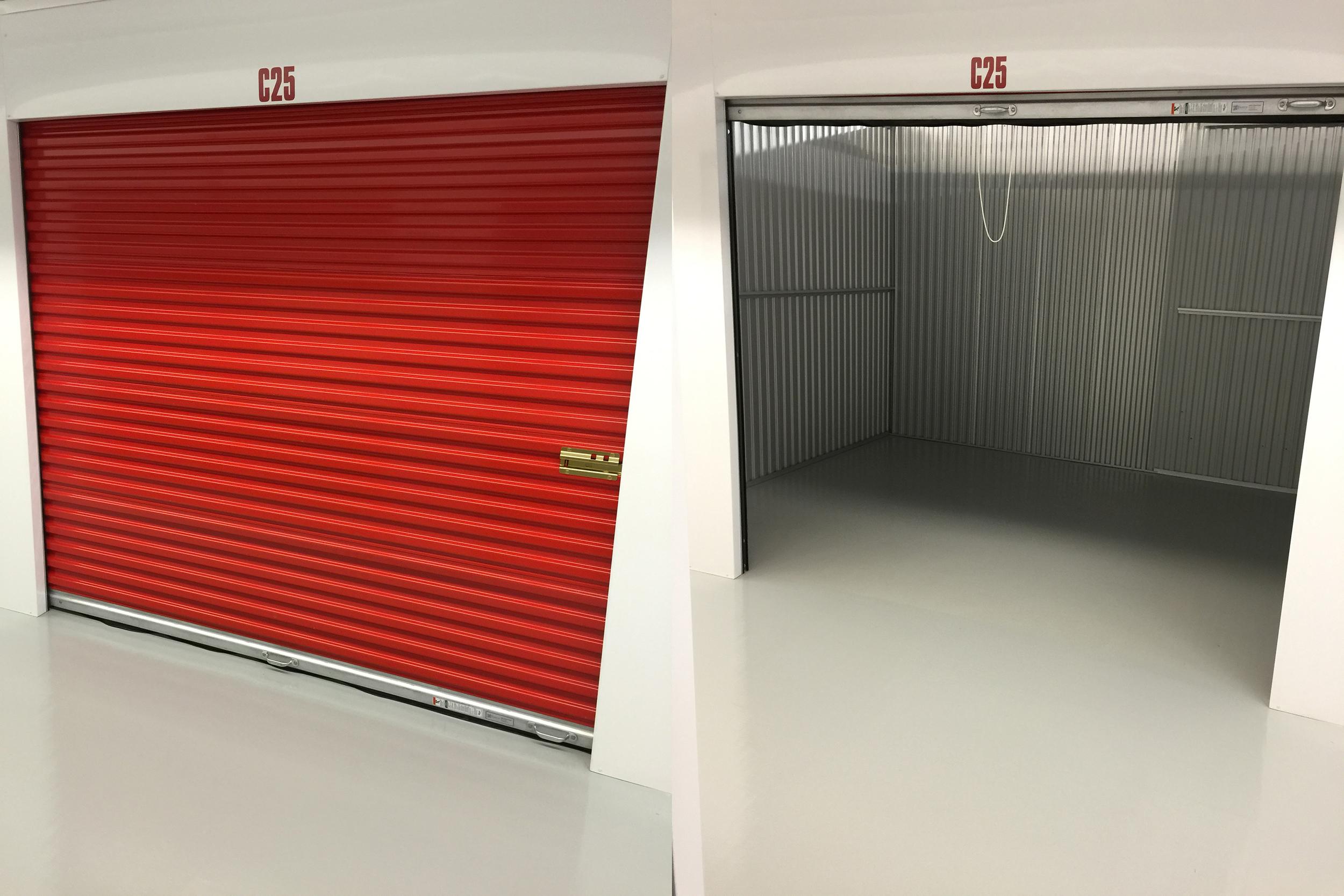 10x15 & 10x20 Storage Units