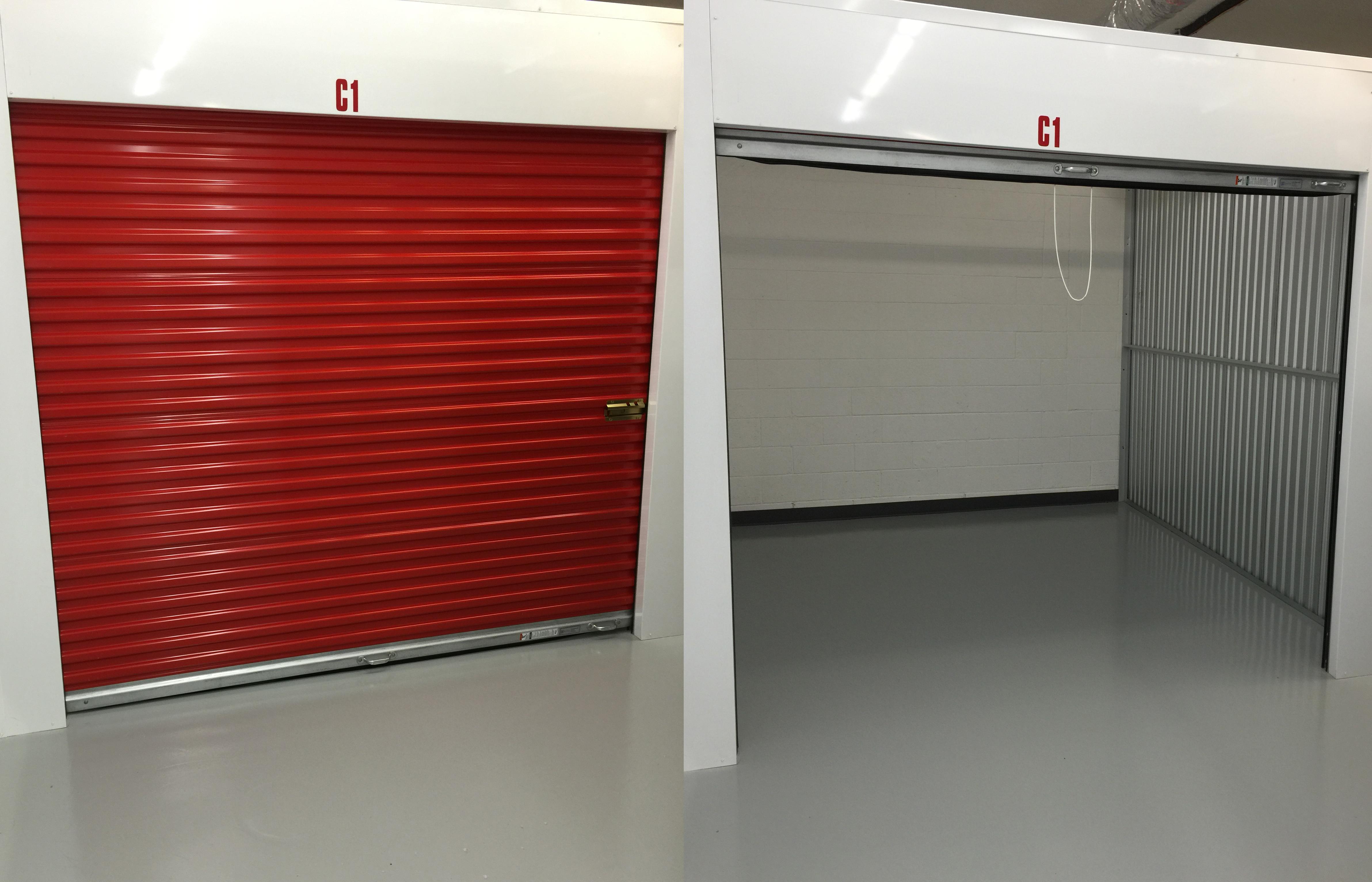 8' x 10' Climate Storage