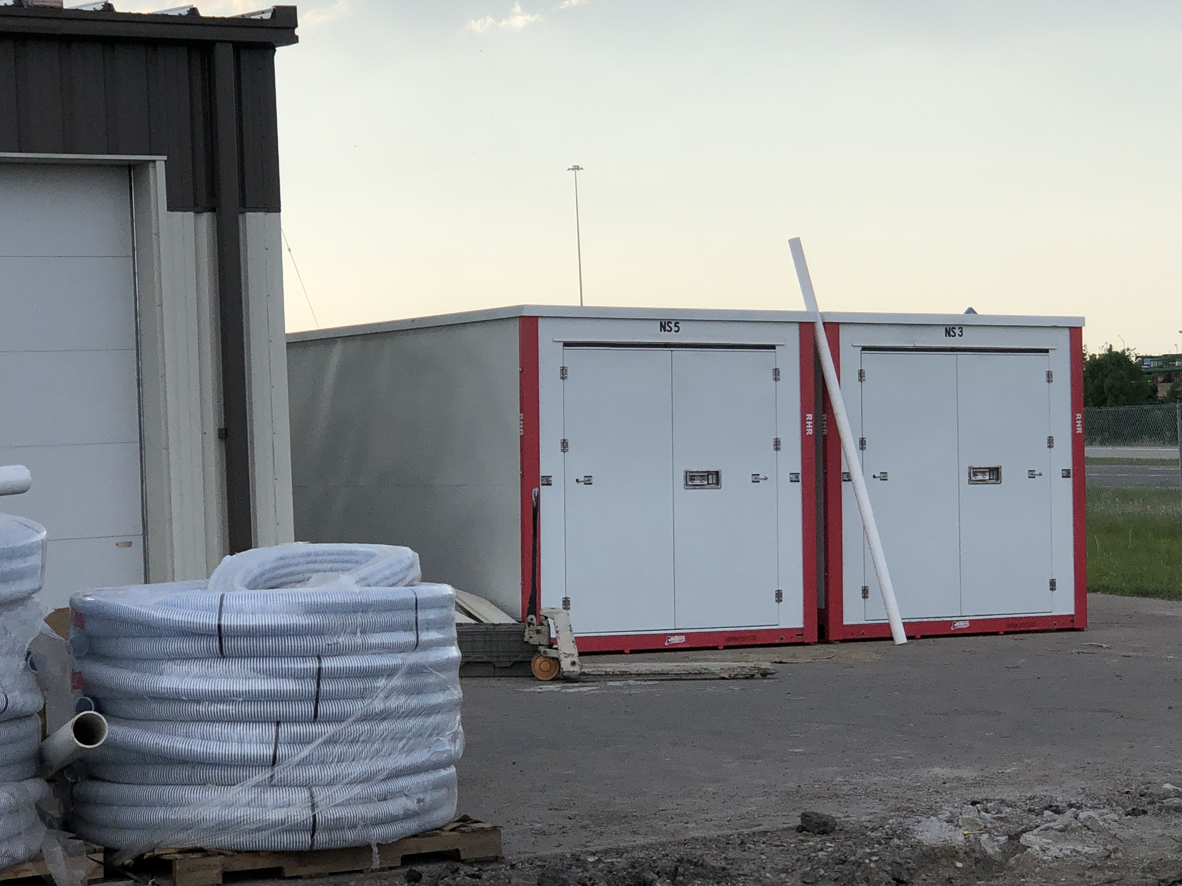 Portable Mobile Business Storage For Rent
