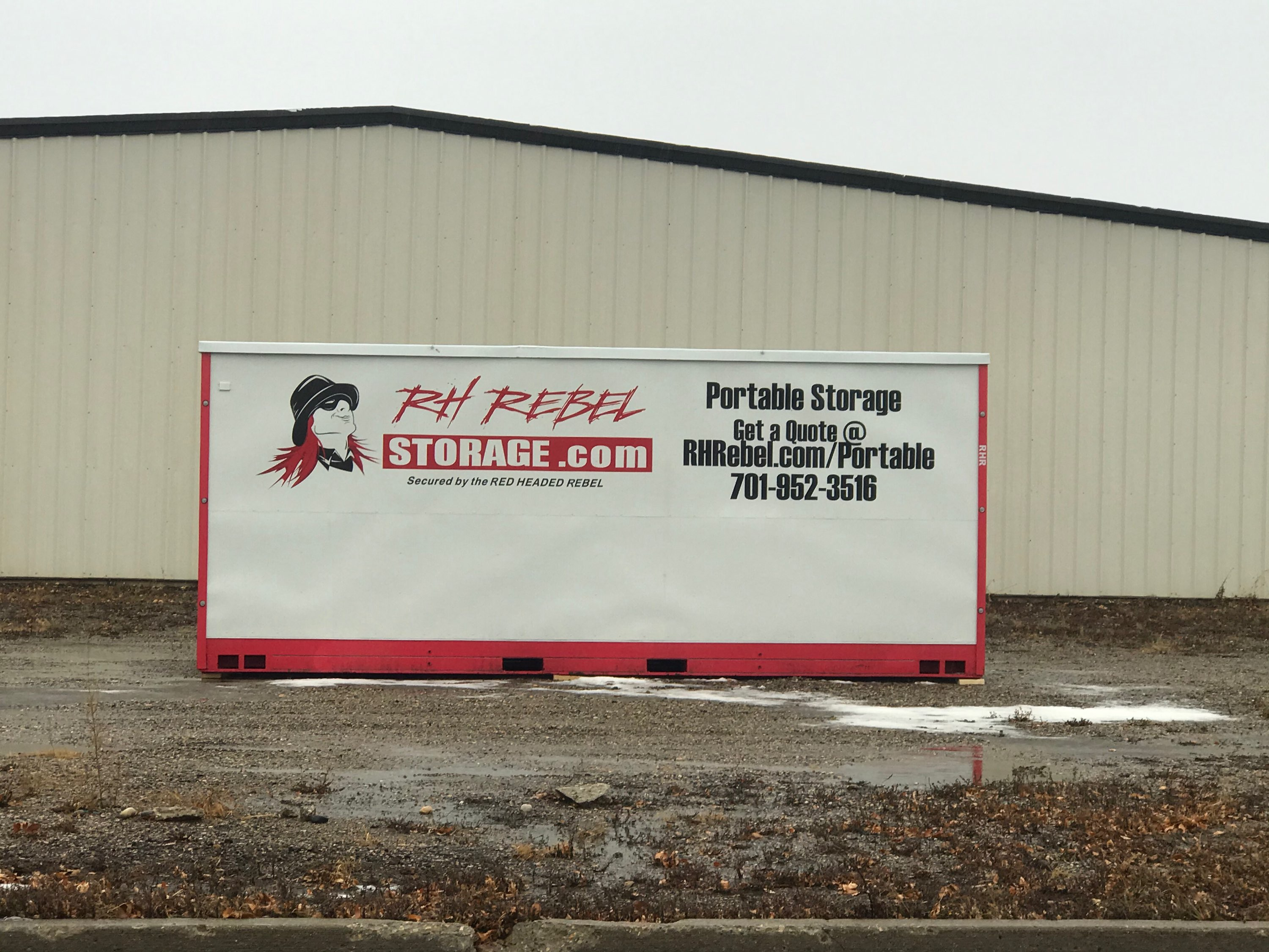 Portable Storage in Minot