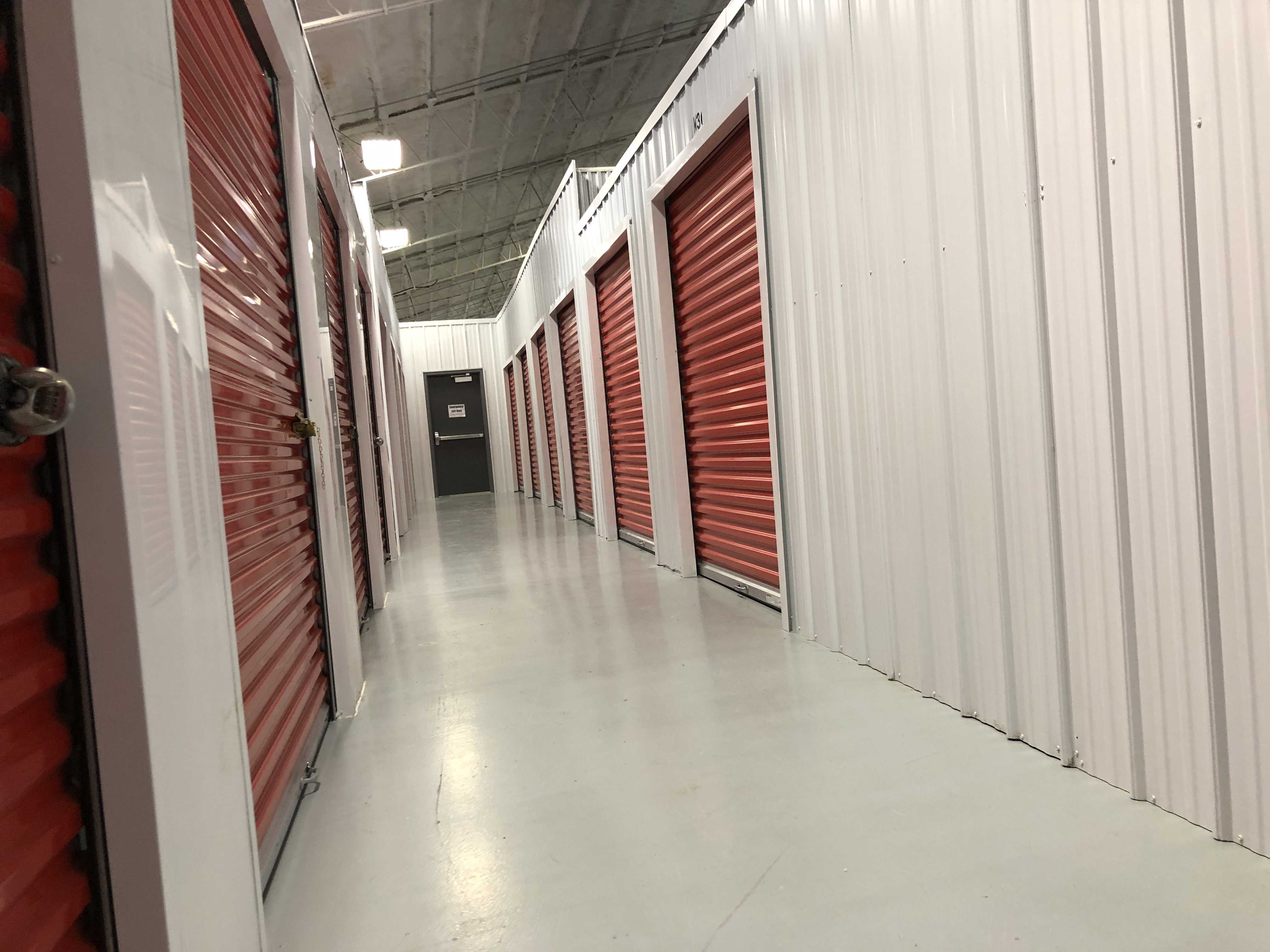 Indoor Climate Controlled Storage