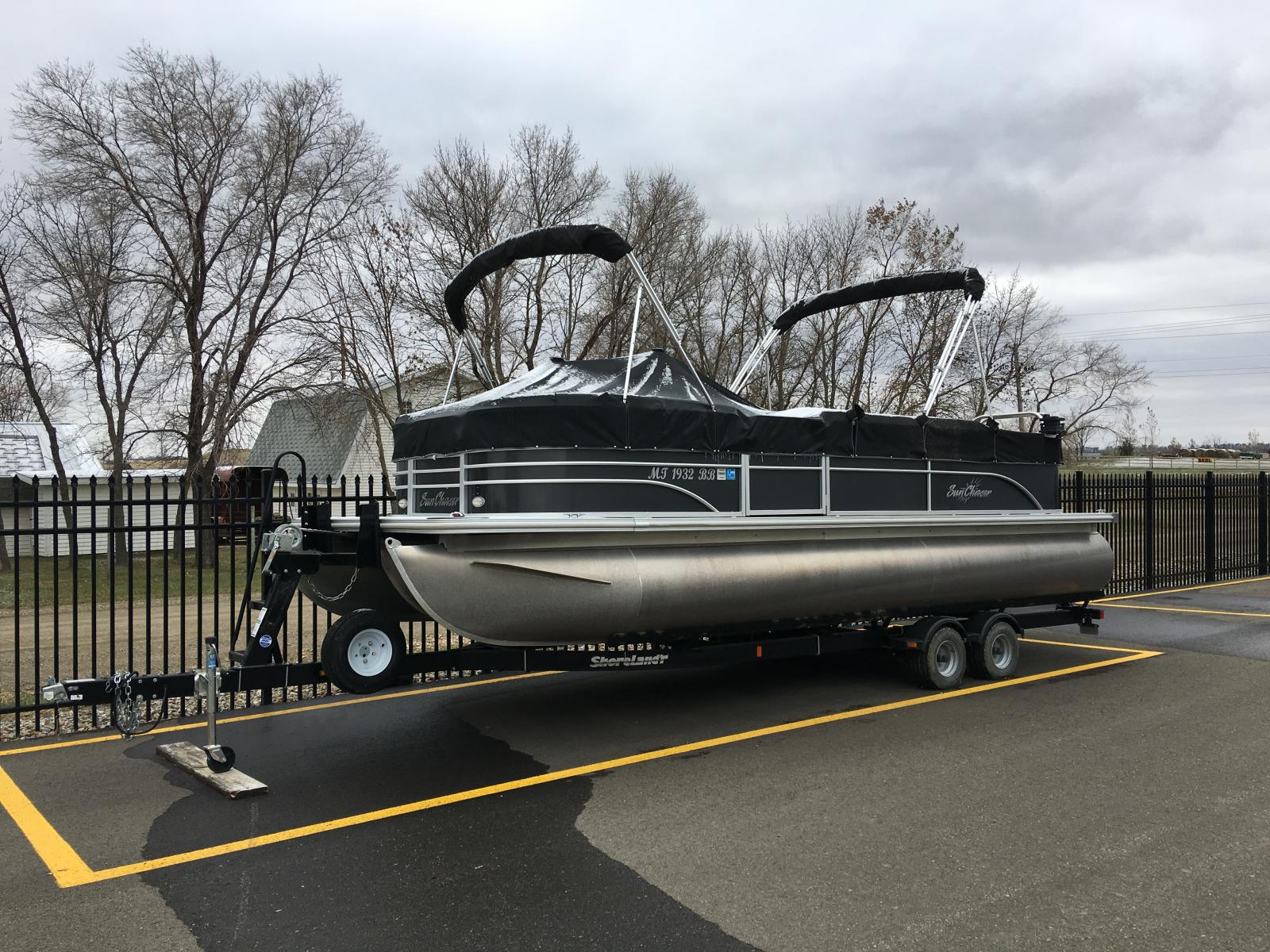 Boat & Trailer Parking