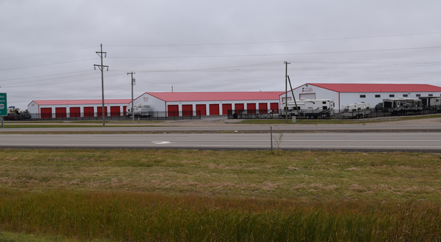 Jamestown Storage - North - 1618 US 281 N, Jamestown, ND 58401