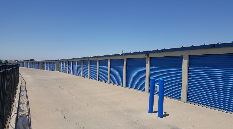 A2Z Storage Units