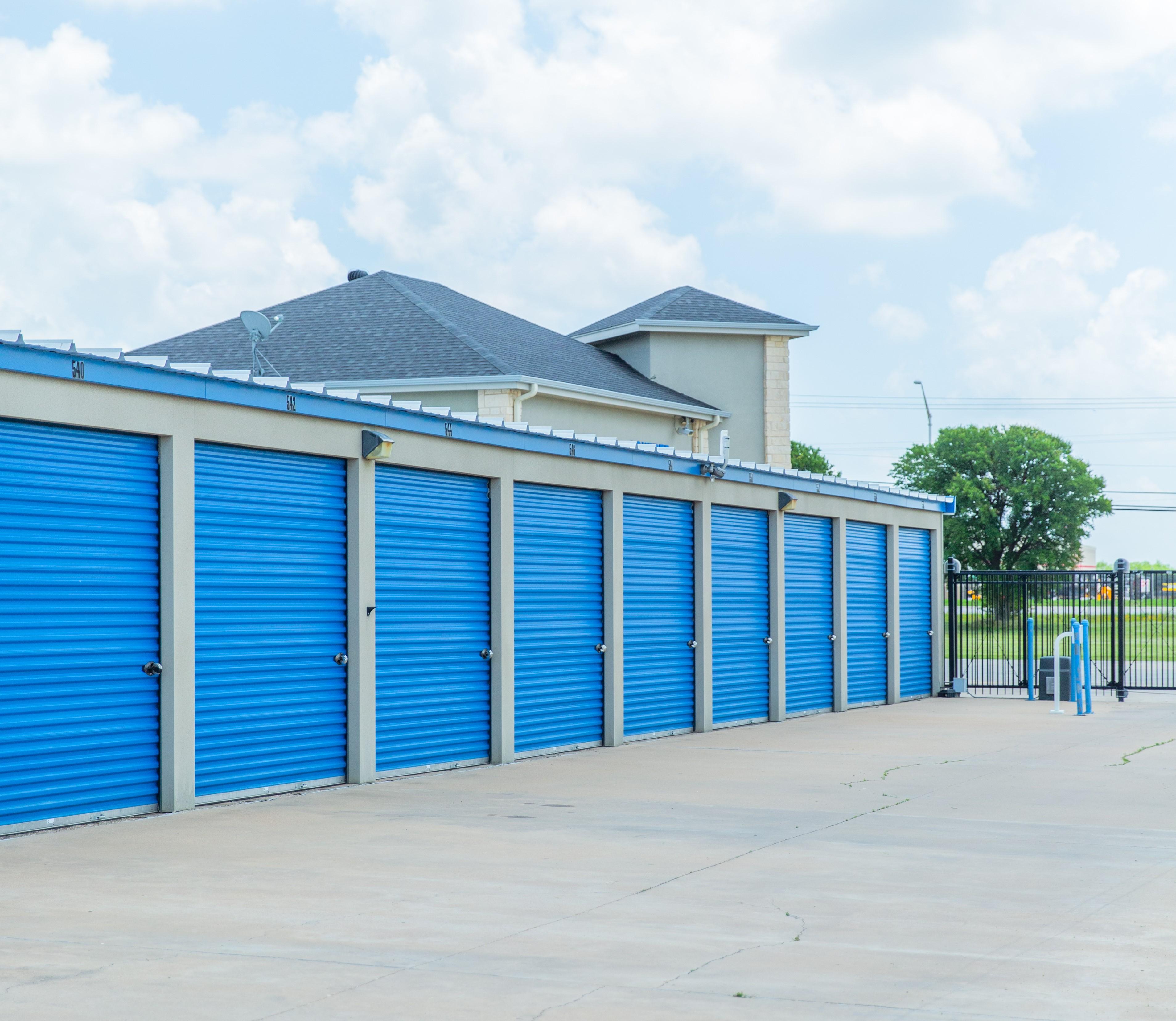 Fenced Storage Abilene, TX