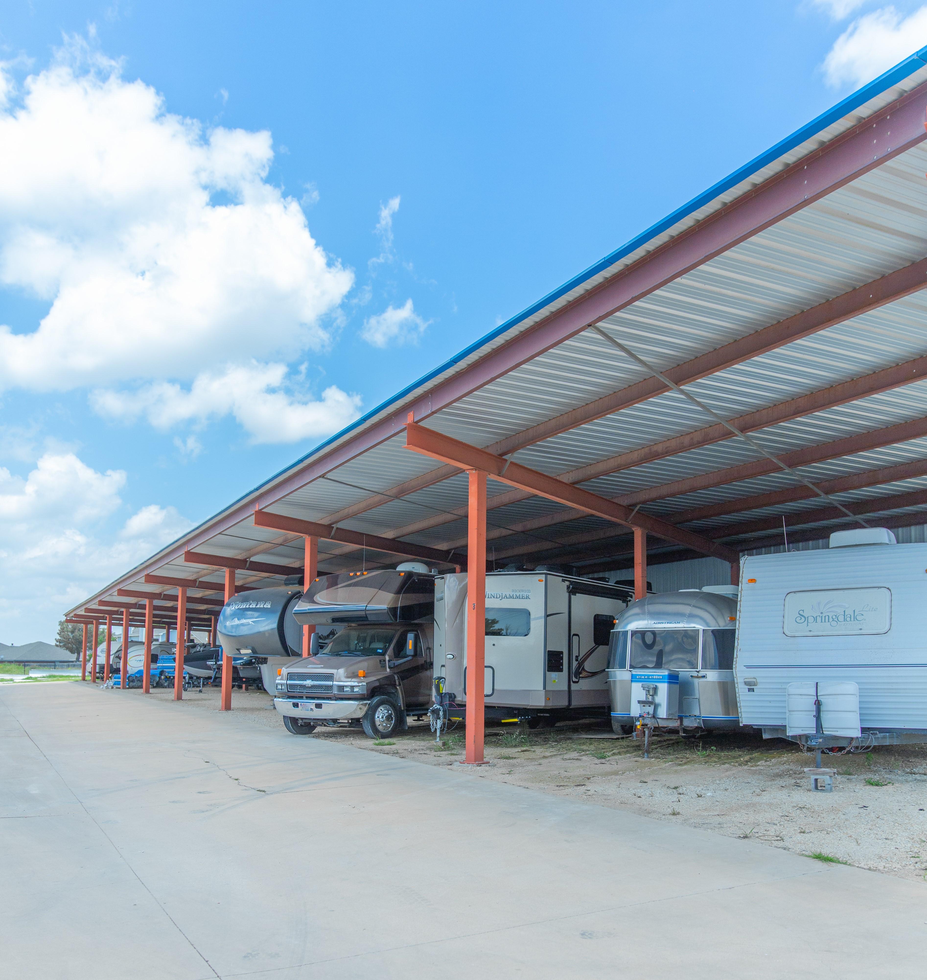 Vehicle Storage Abilene, TX