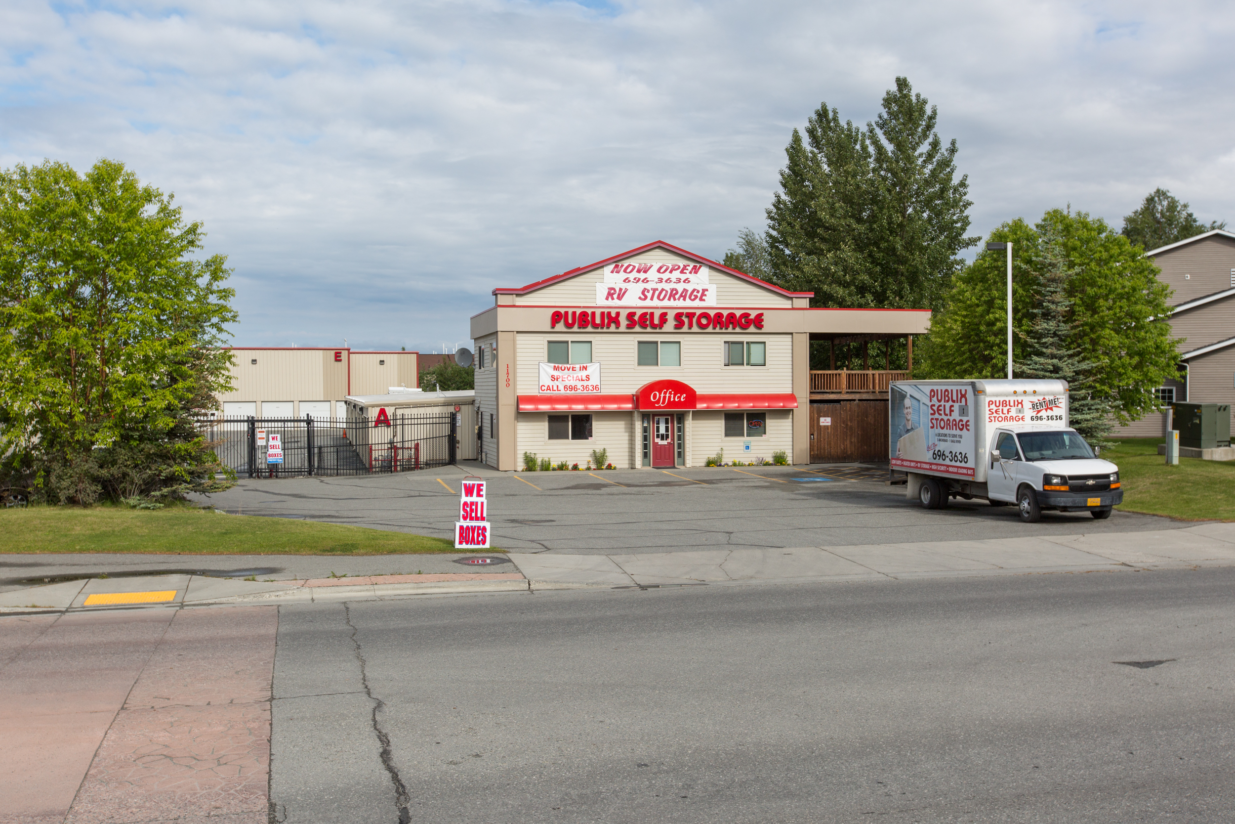 Eagle River Storage Units