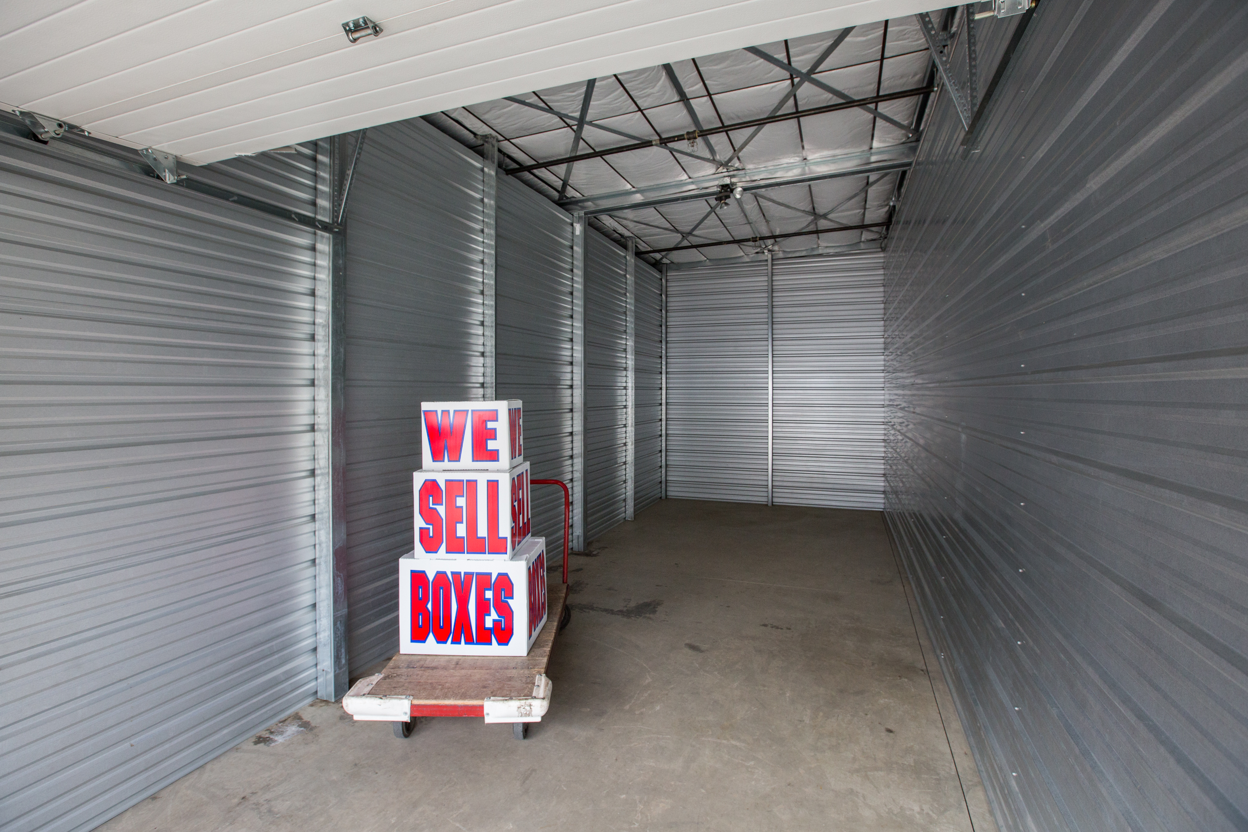 10x30 Storage Units in Eagle River