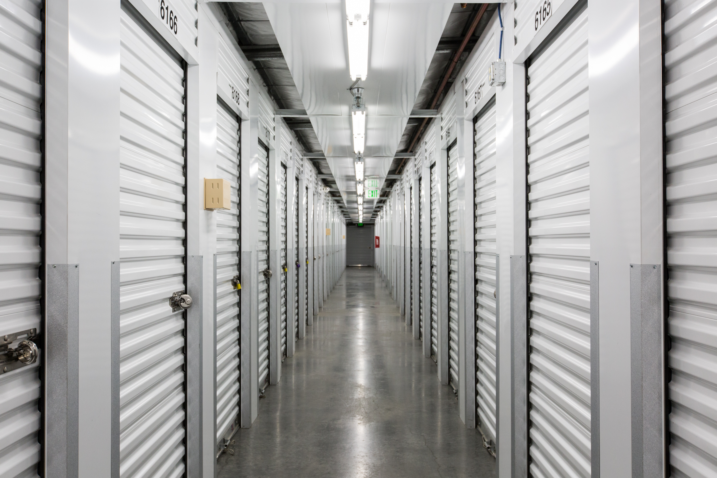 Secure Storage Units in Eagle River