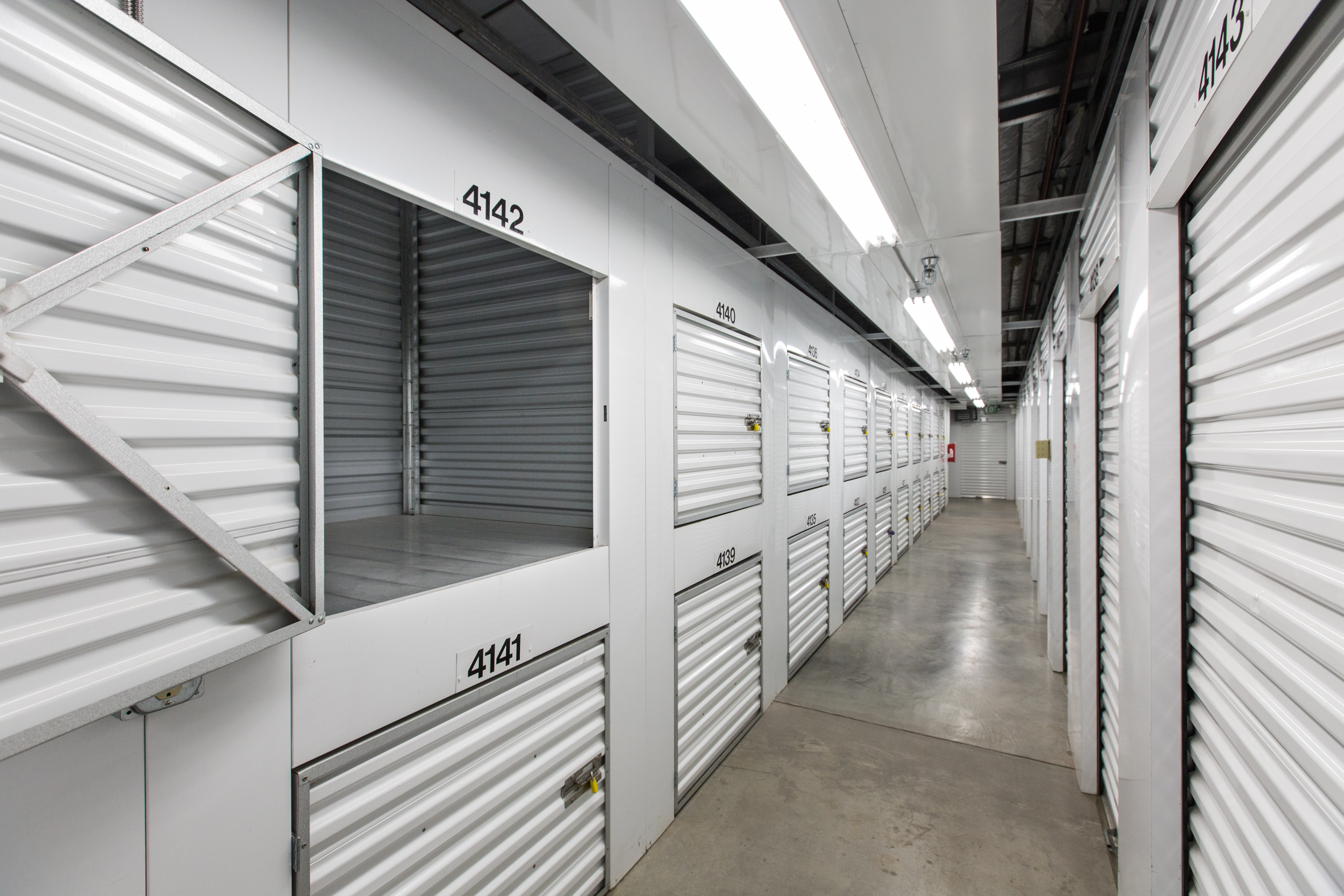 Heated Storage Units in Eagle River