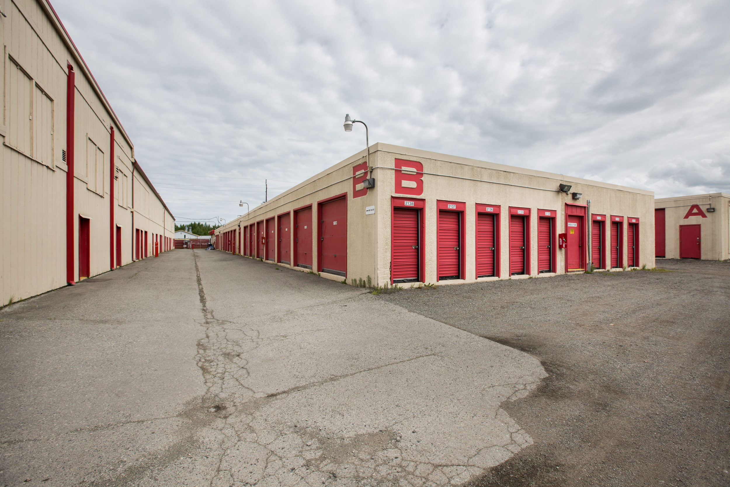 Small Storage Units in Anchorage