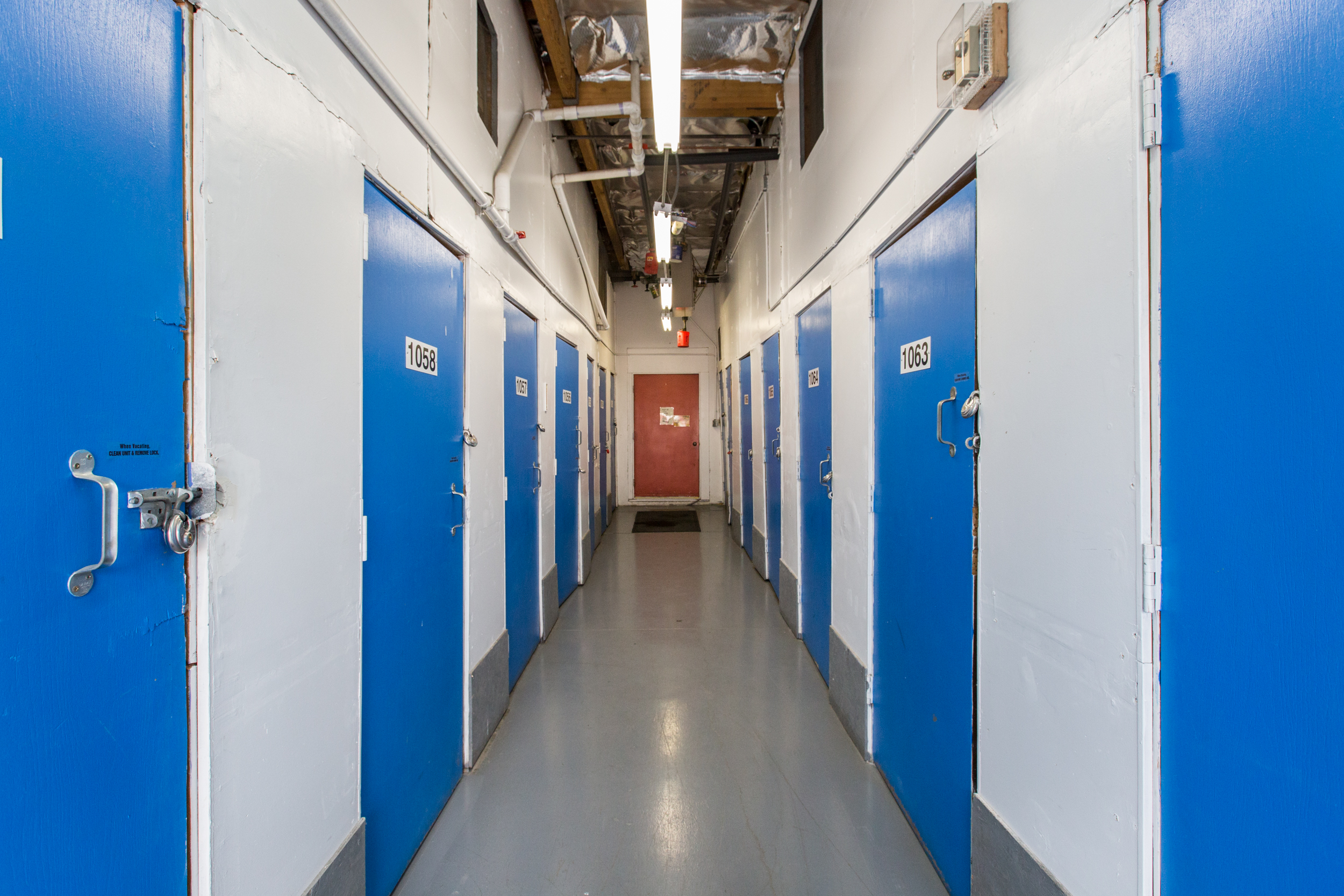 Large Storage Units in Anchorage