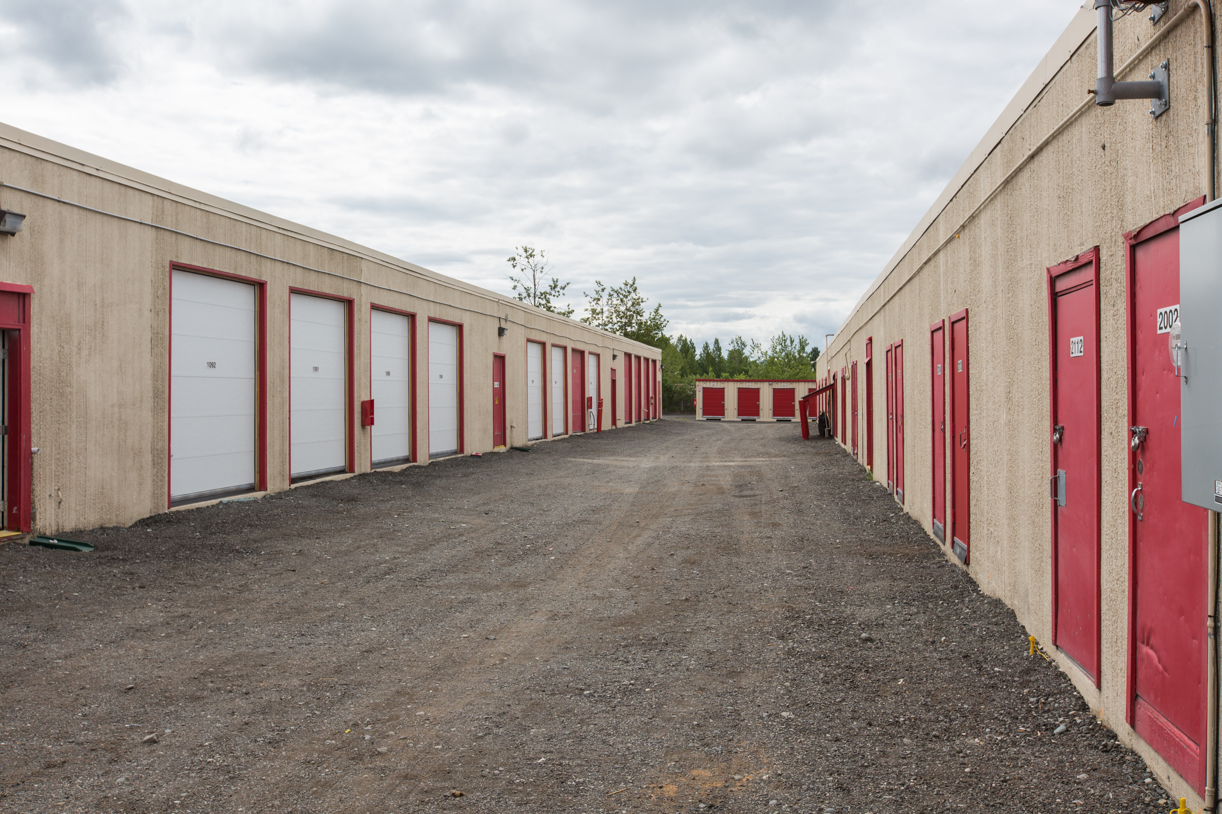 Best self storage in Anchorage