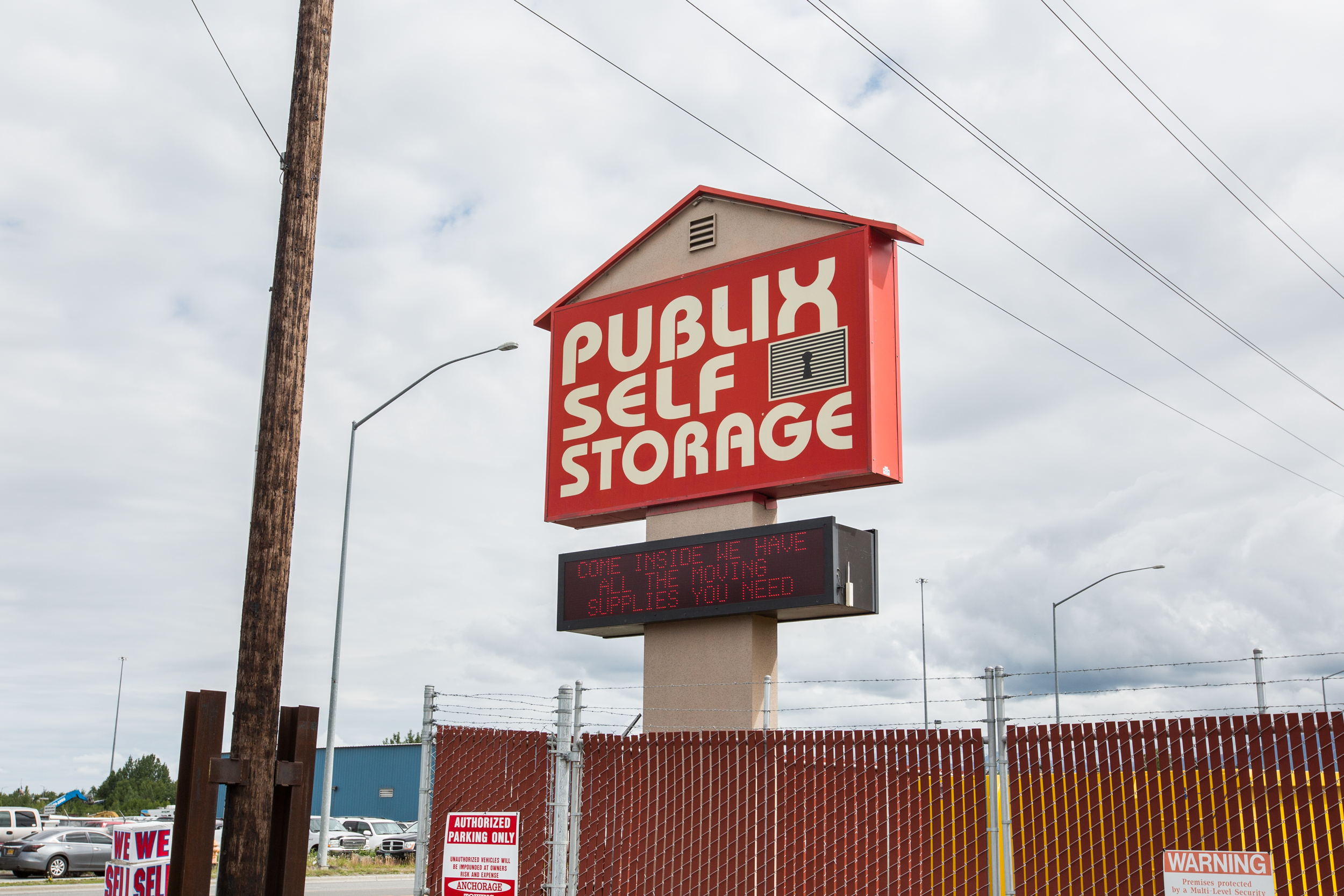Heated Storage Units in Anchorage