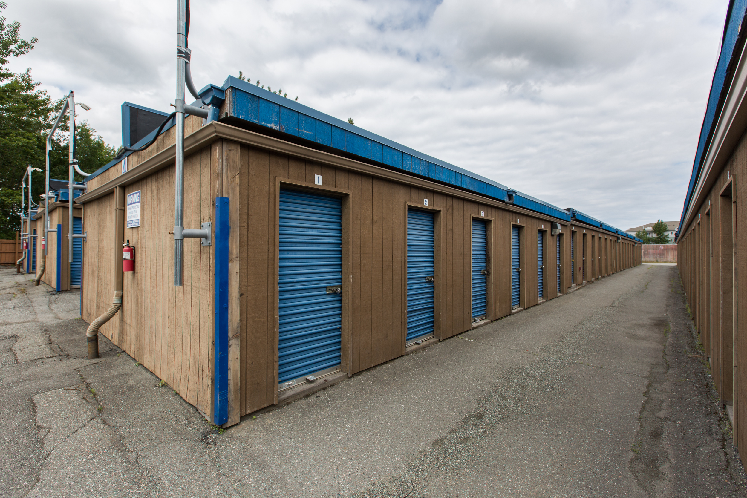 Best self storage in Alaska