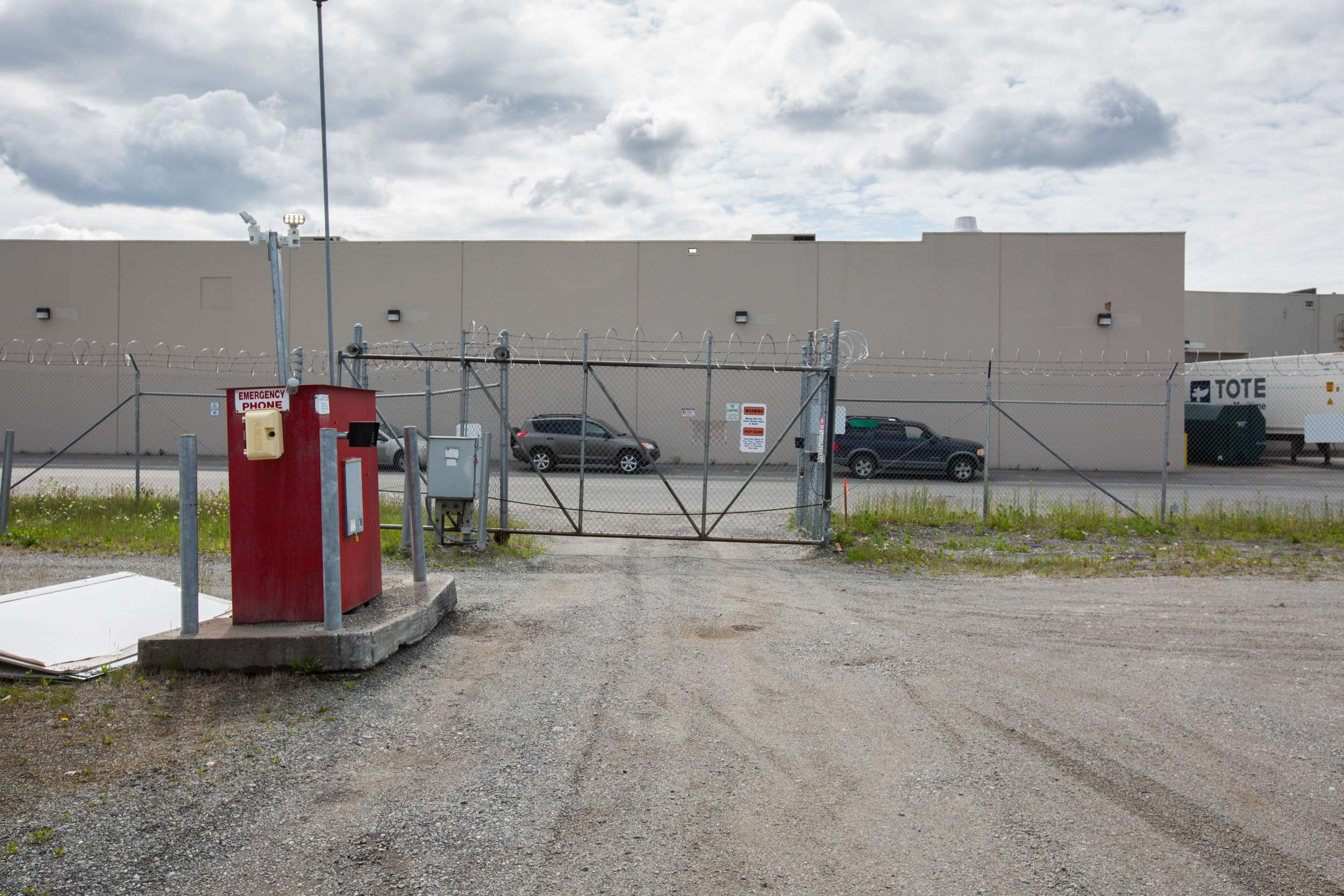 Gated Storage in Anchorage