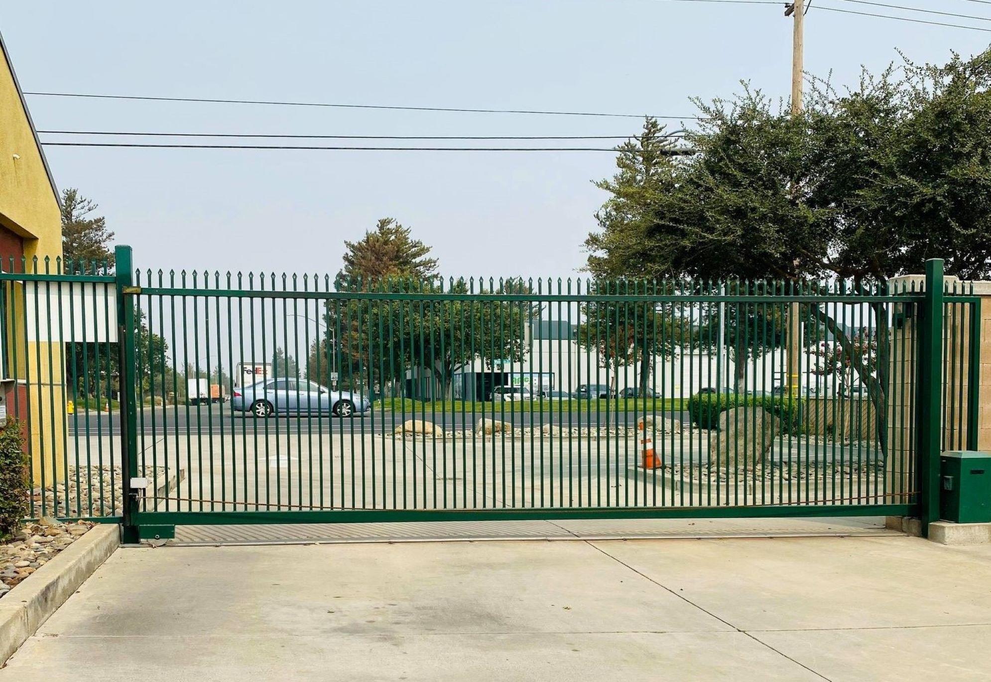 Gated Storage Facility Ceres, CA