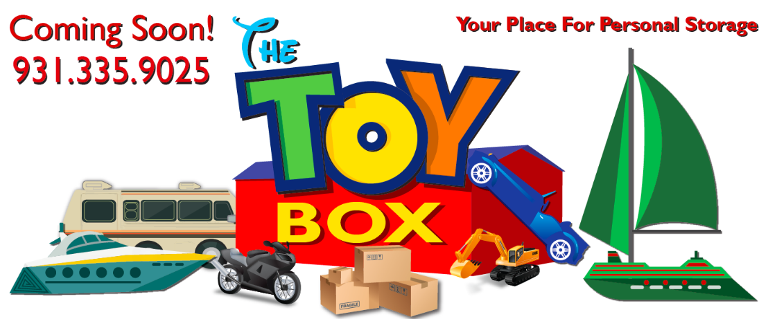 The Toy Box Storage