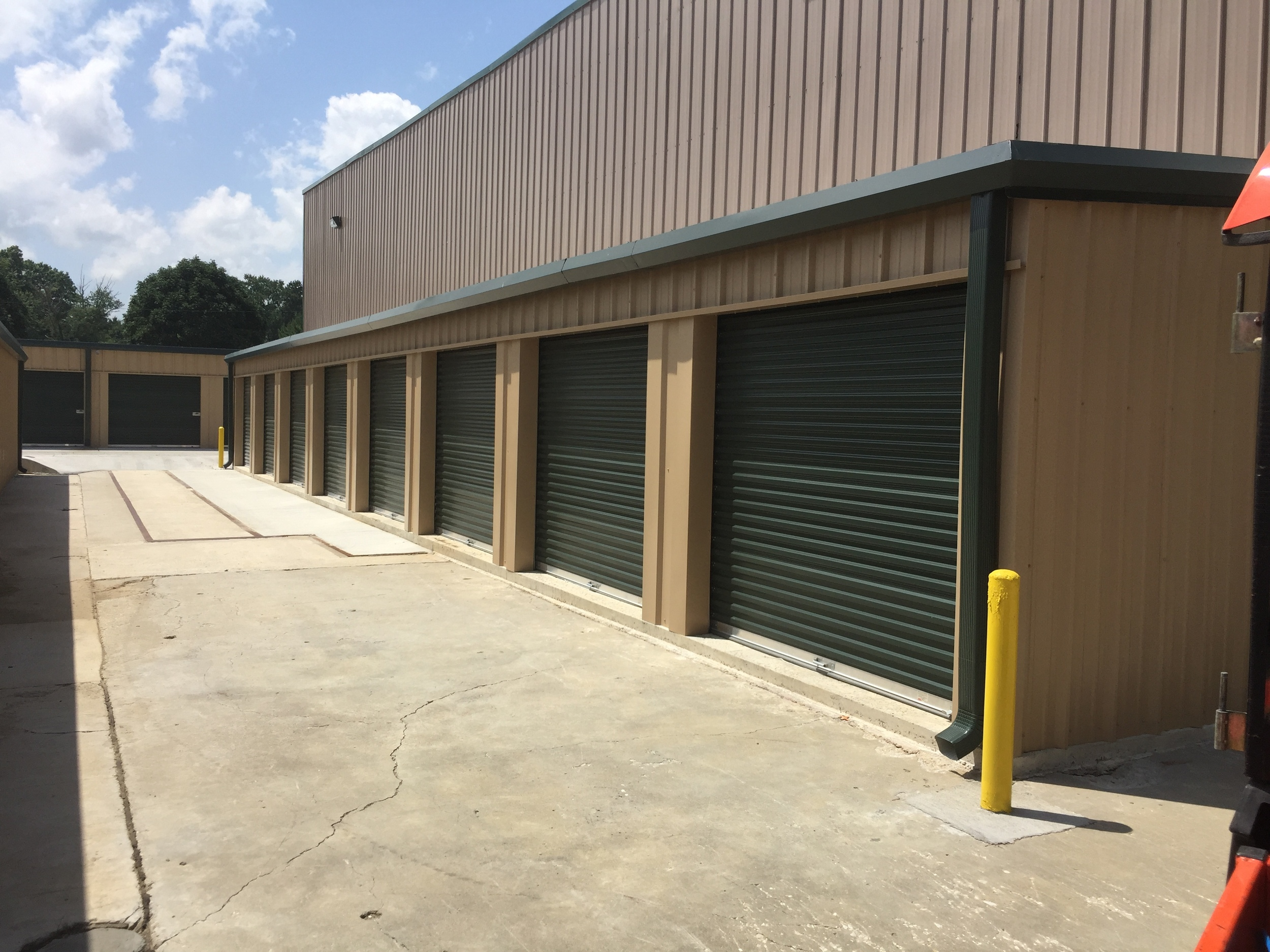 Storage Units in Shelbyville, KY