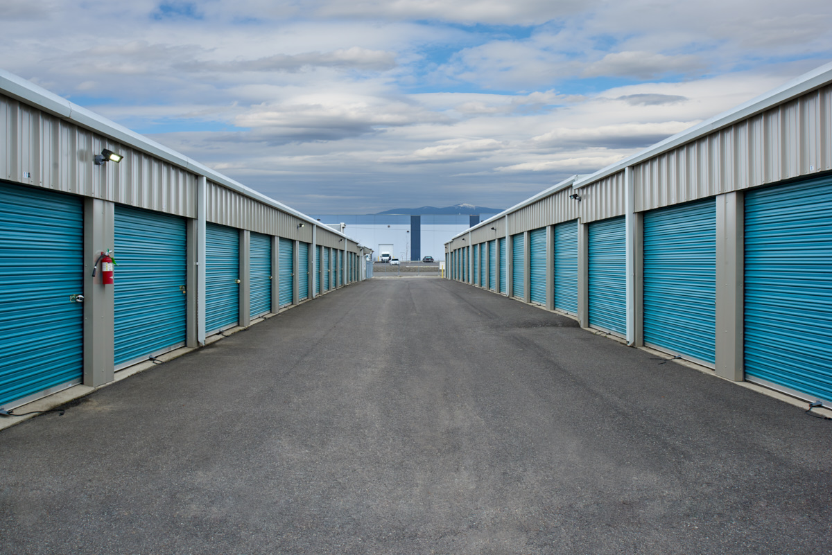 Self Storage Facility1