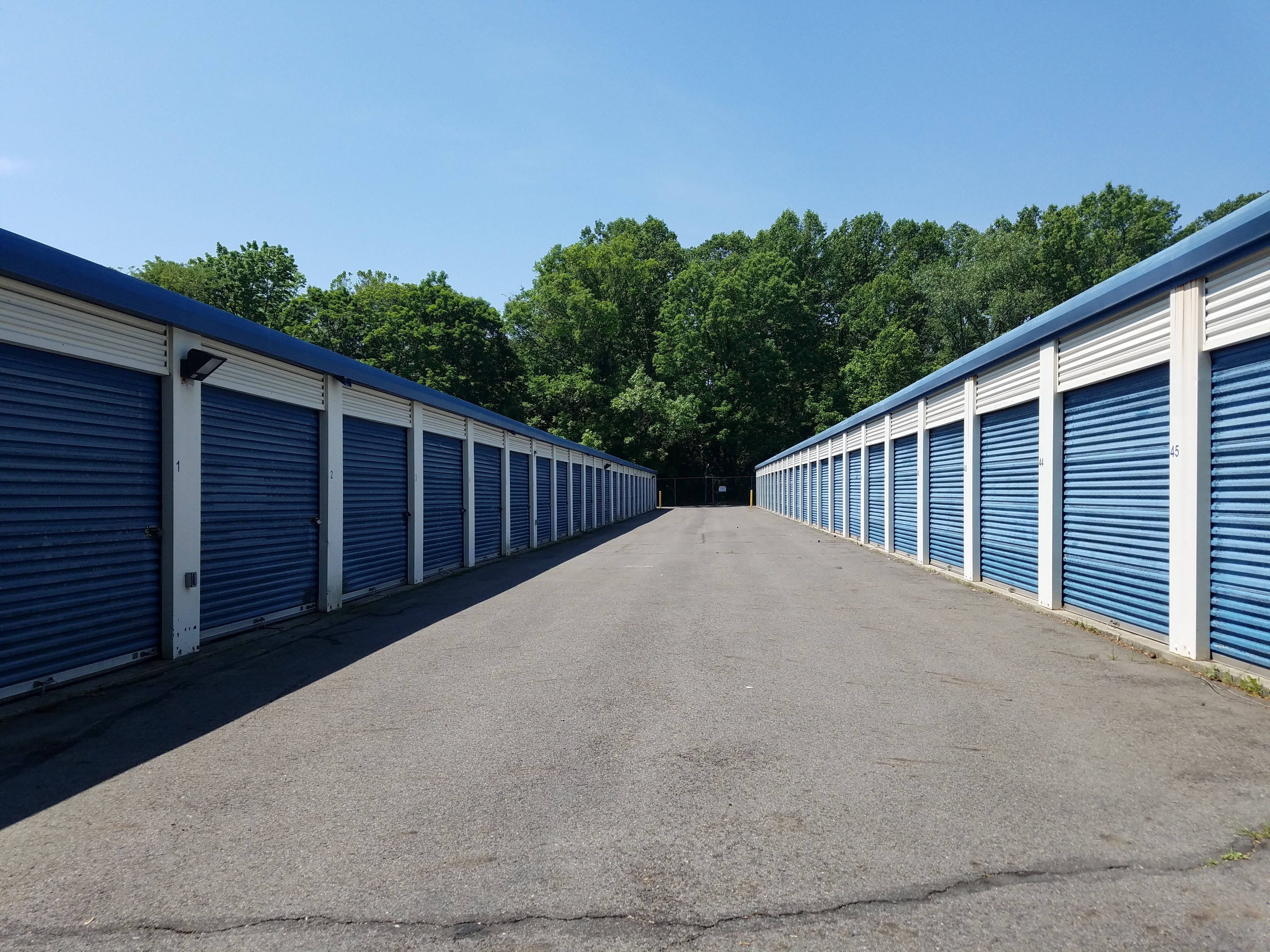 Self Storage In Bordentown, NJ