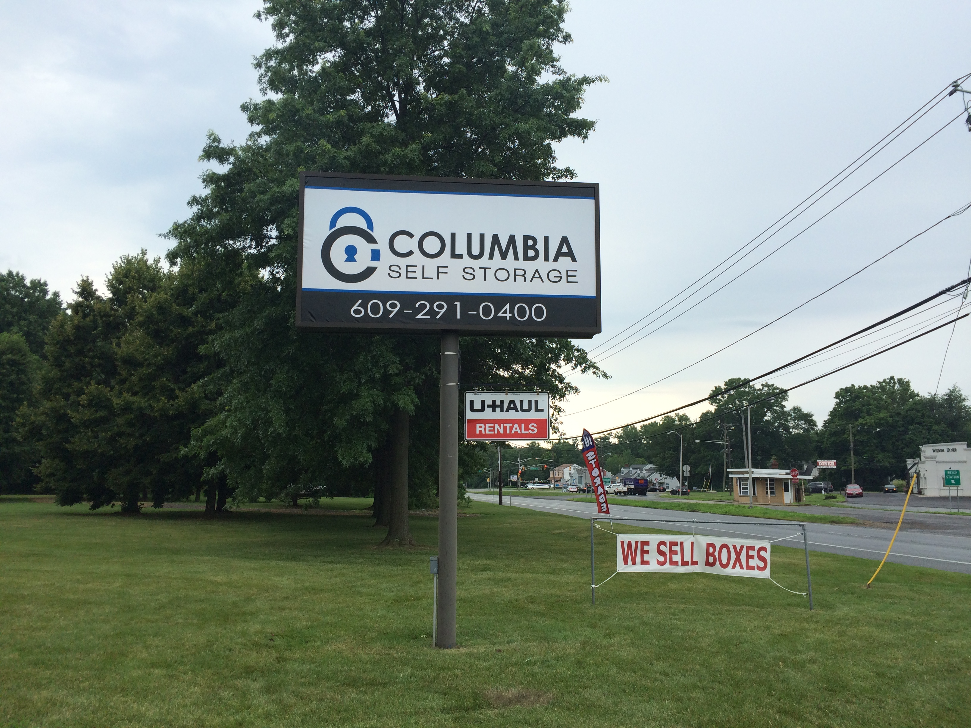 Columbia Self Storage