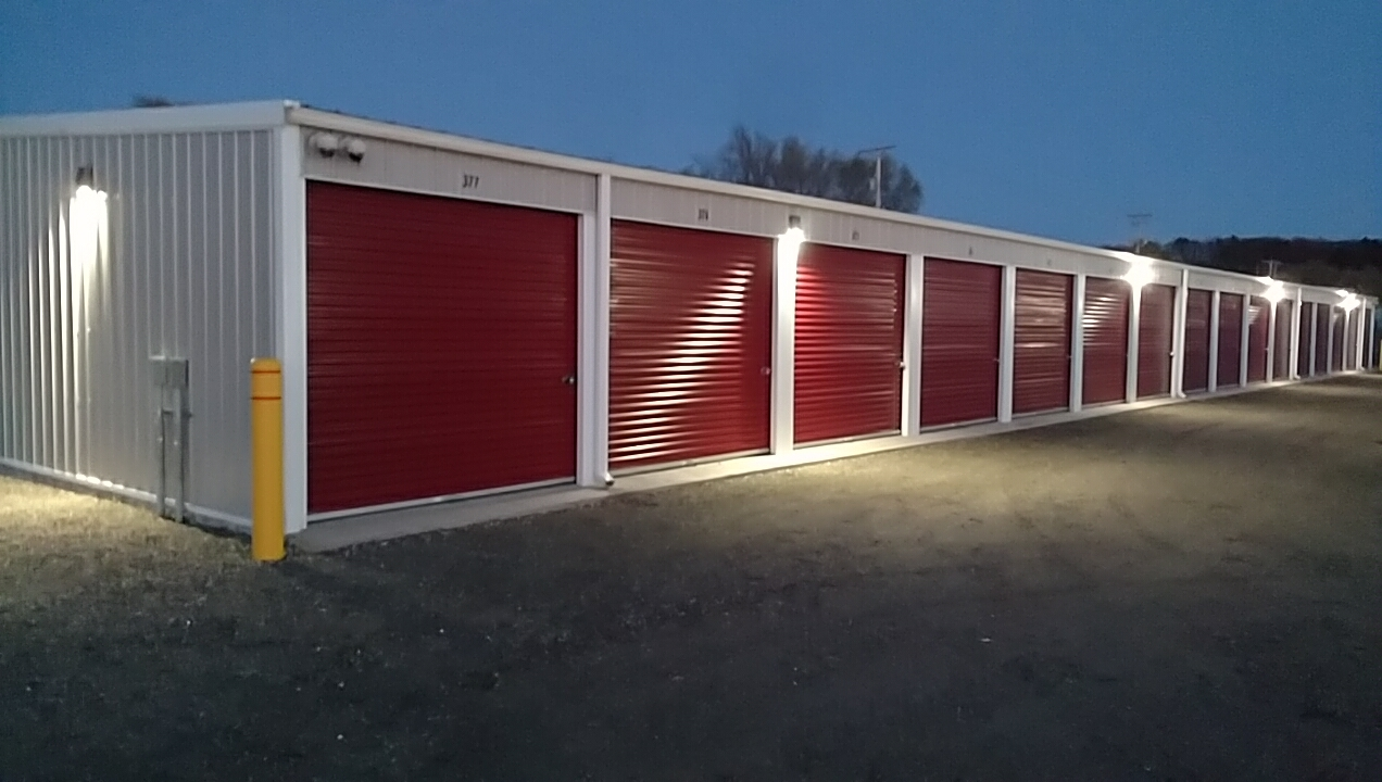 Well lit facility in Tomah, WI