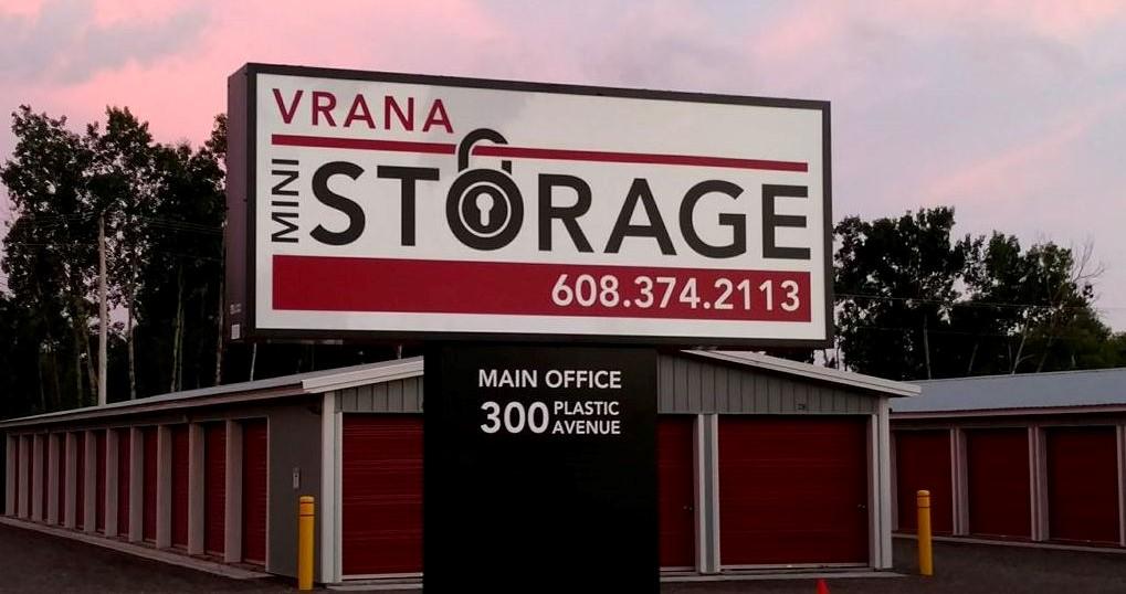 Vrana Mini Storage in Tomah, WI