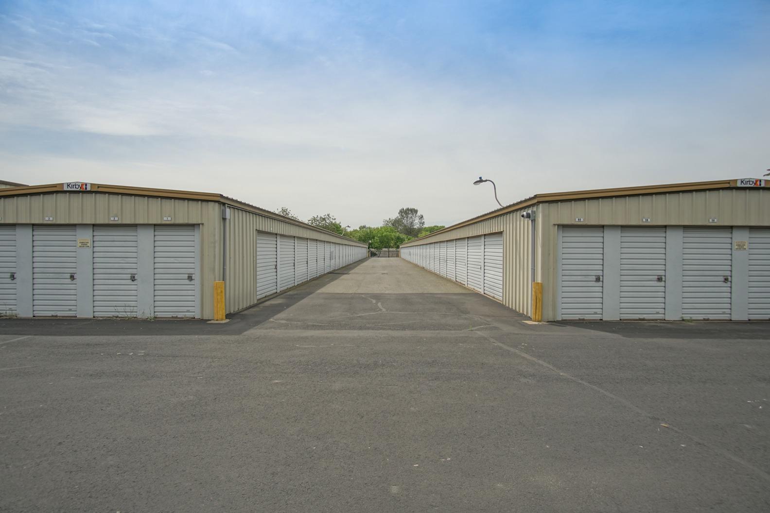 Oroville Storage