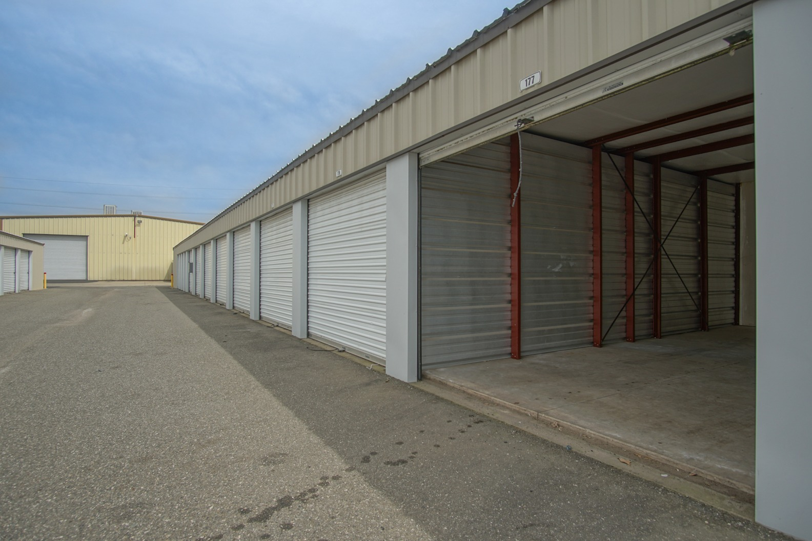 Oroville Storage Facility