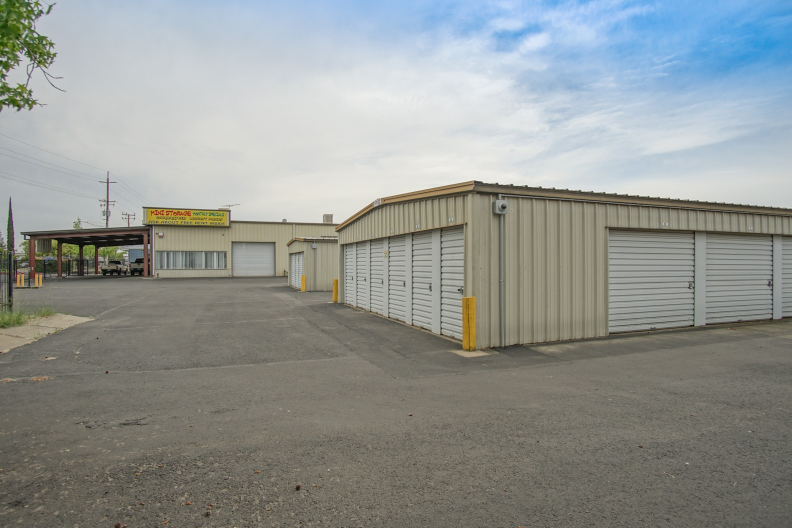 Self Storage in Oroville