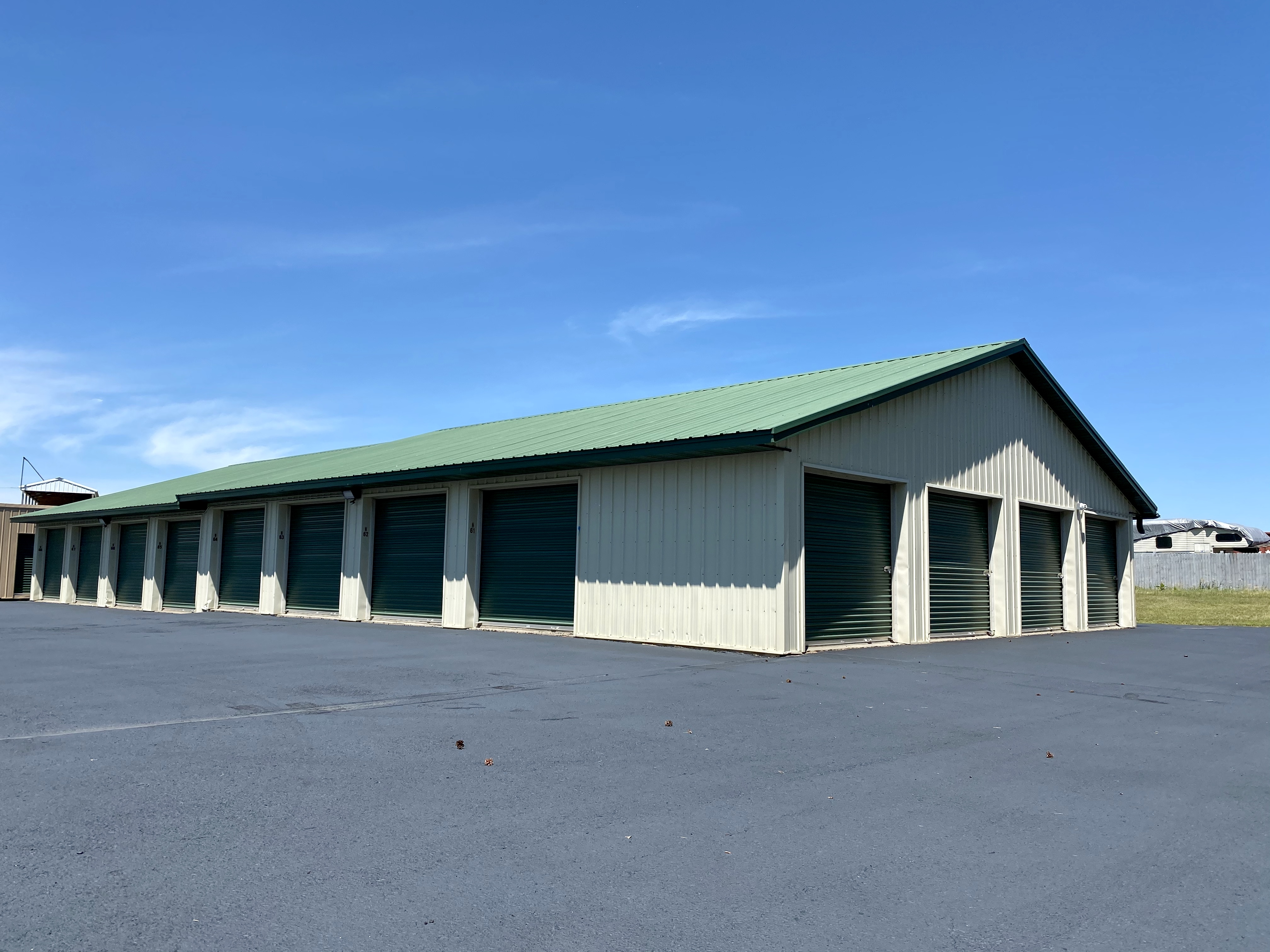 Isanti Self Storage North Location