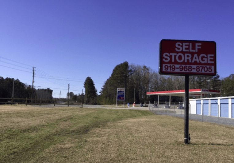 Secure Storage in Pittsboro, NC