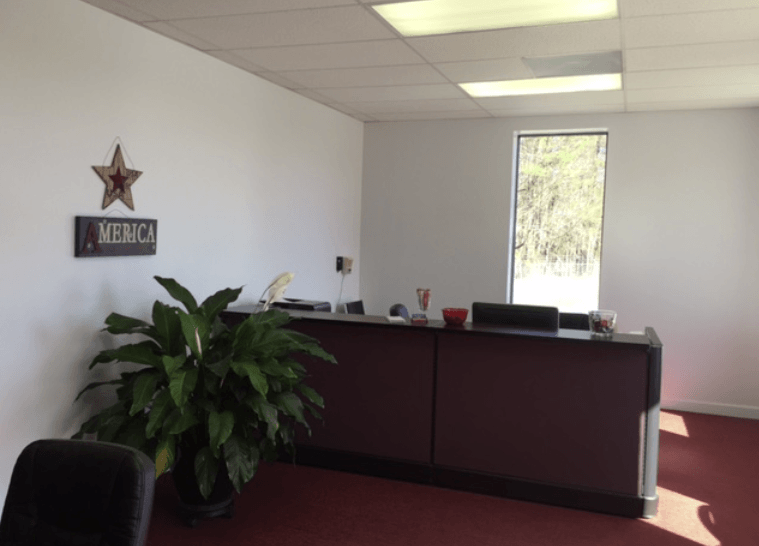 Self Storage Office Pittsboro, NC