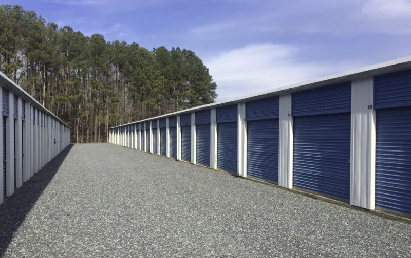 Storage Facility in Pittsboro, NC