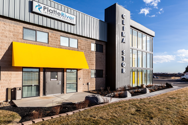 Northwest Facility Entrance