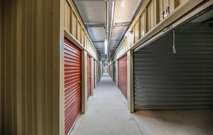 Indoor self storage units in Caddo Mills, TX